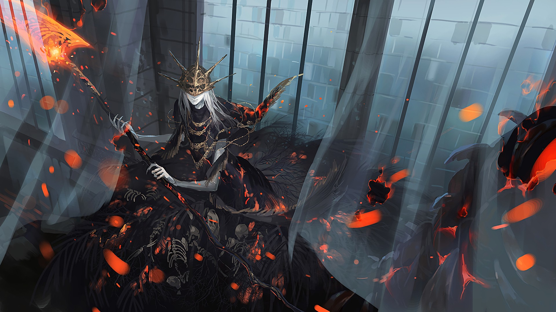 Dark Souls 3 Wallpaper 1920x1080 Download Free Awesome High