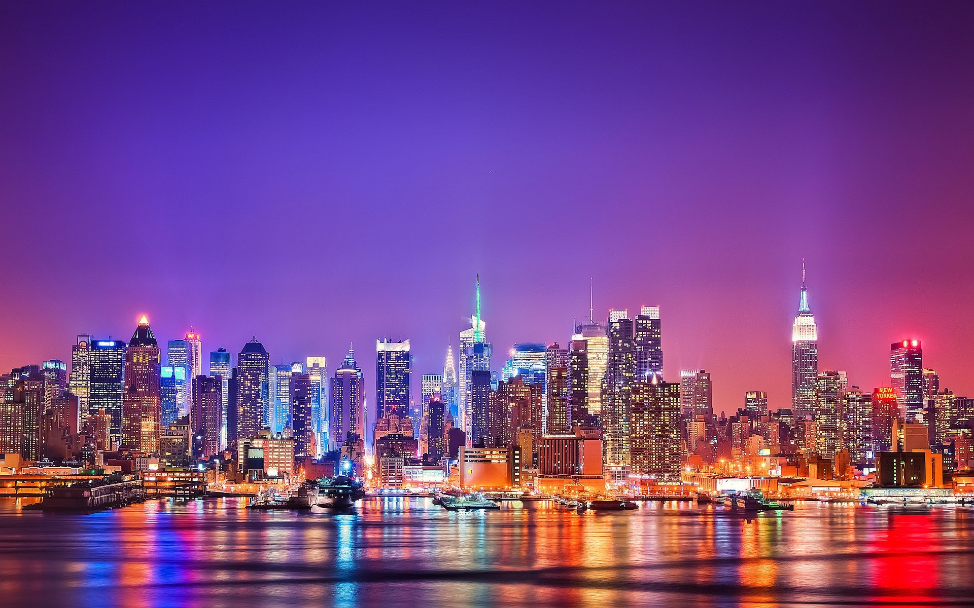 New York City Backgrounds ·① WallpaperTag