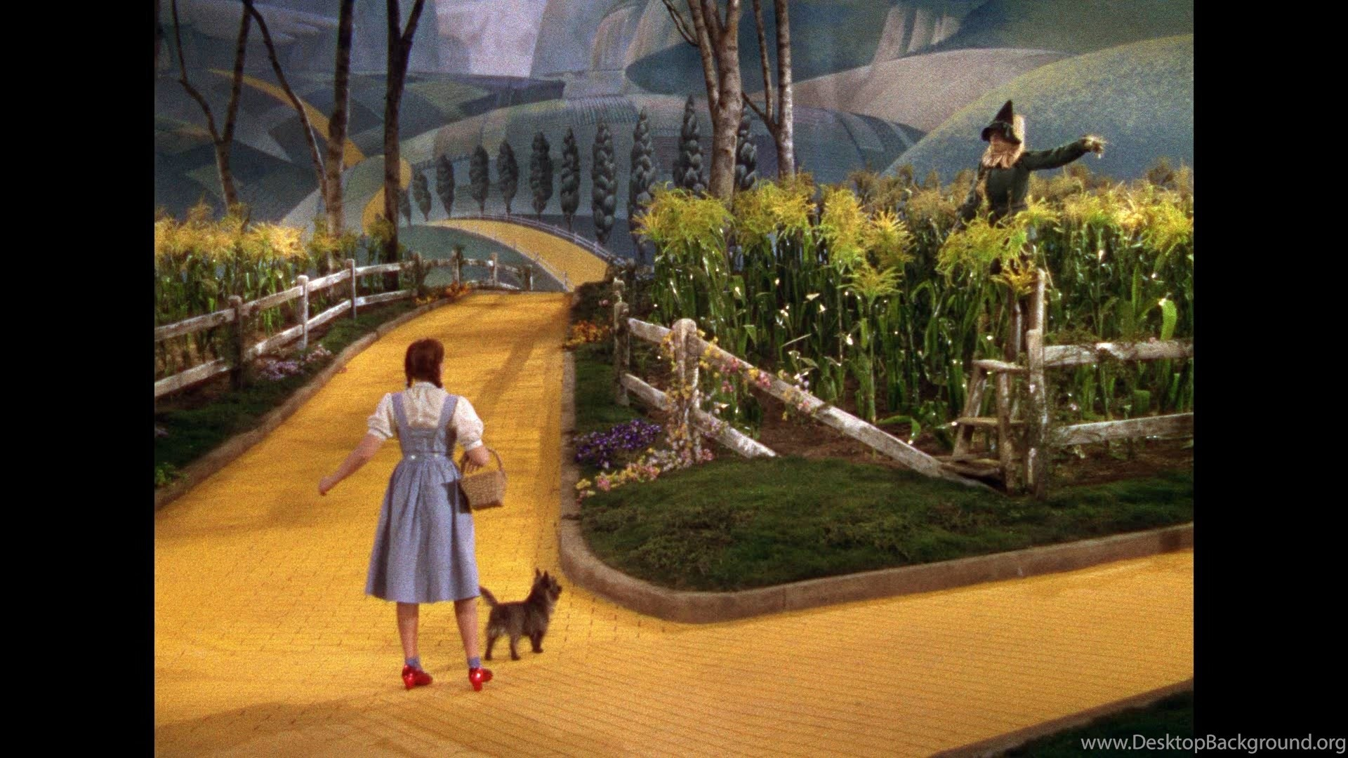 Wizard Of Oz Wallpaper Wallpapertag