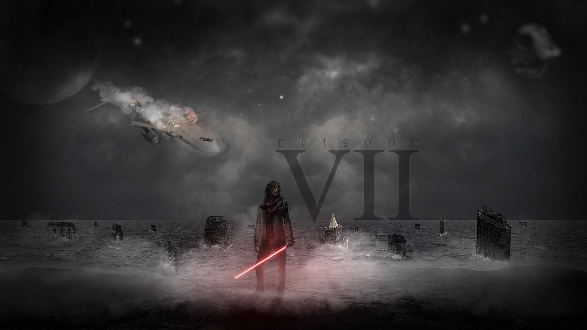 Star Wars The Force Awakens Wallpaper 1920x1080 ·①