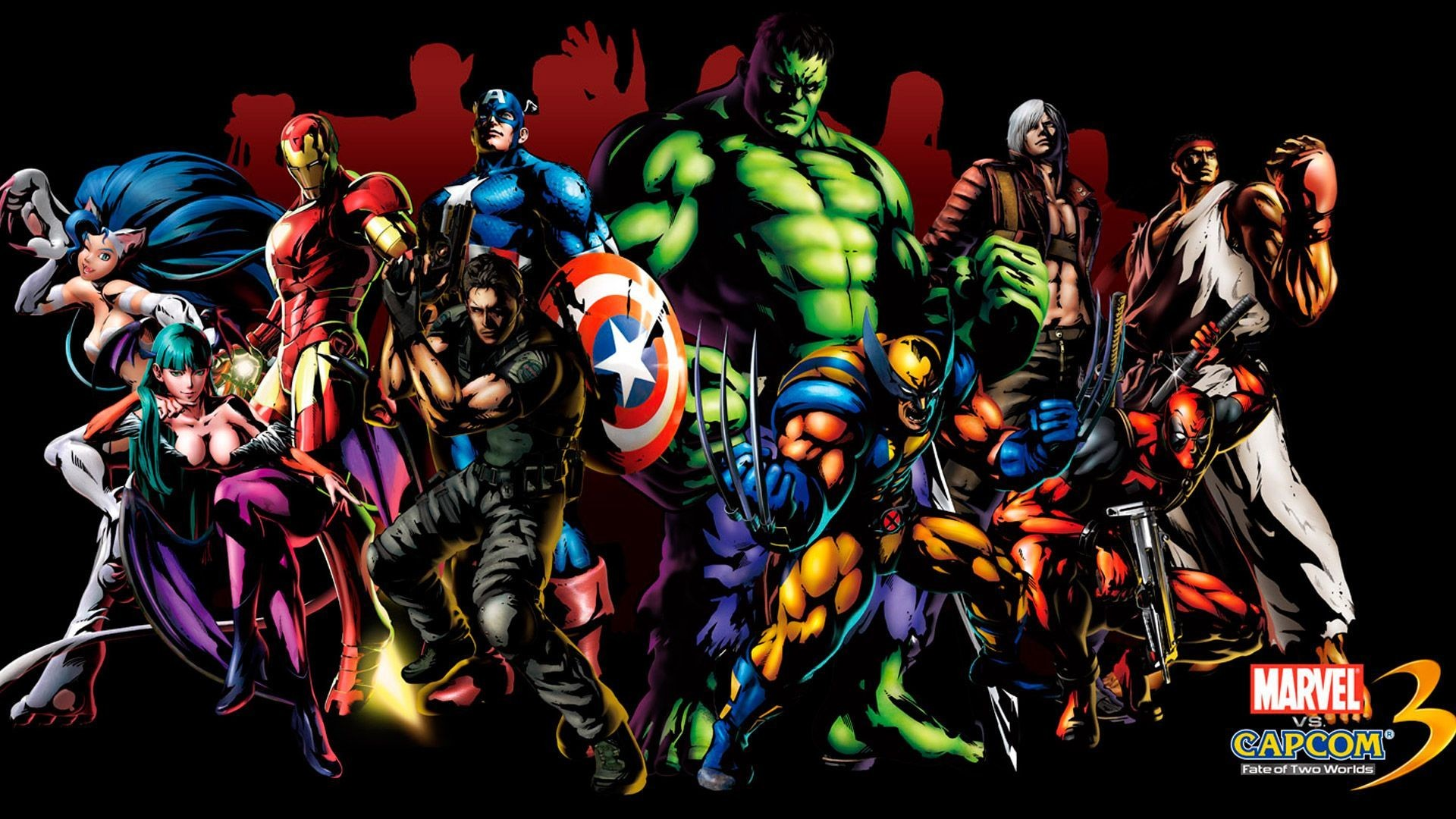 Marvel Heroes Wallpapers ·①