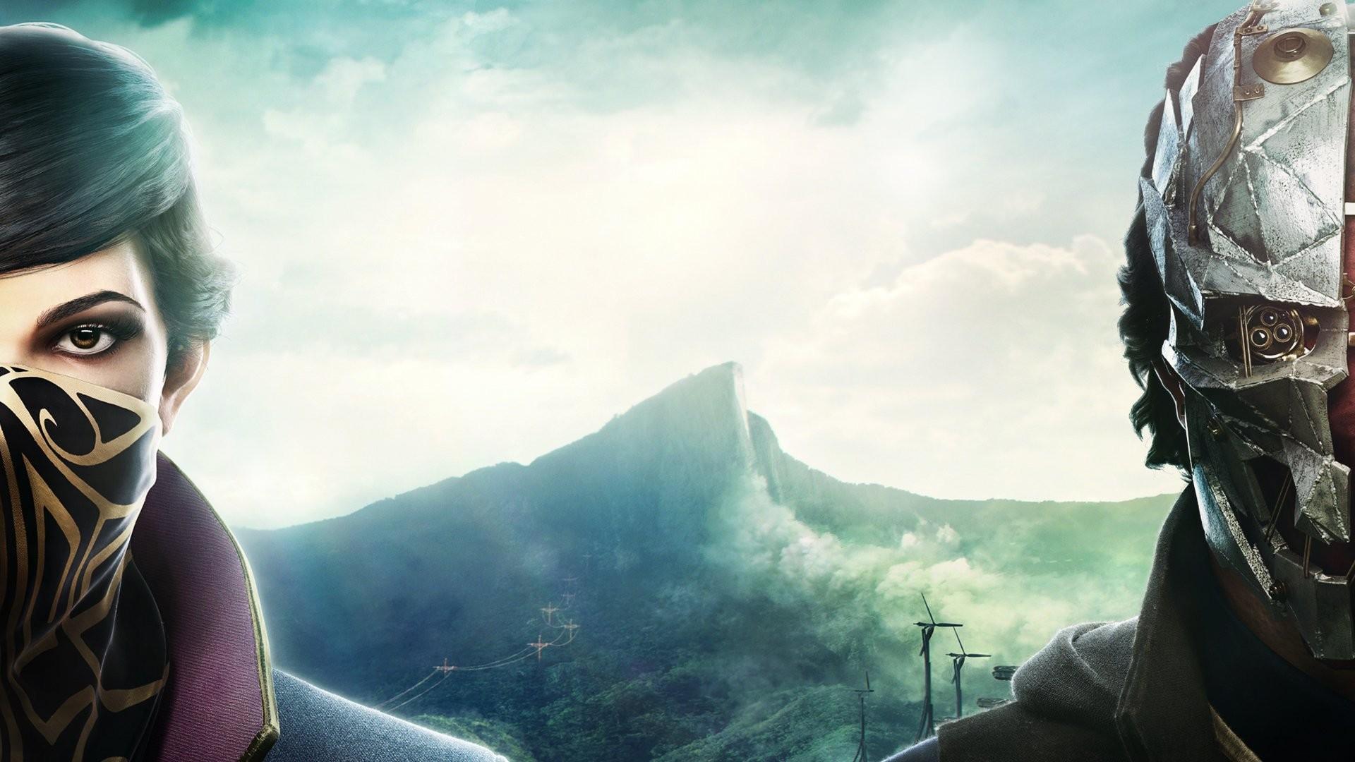 Dishonored 2 Wallpaper ① Download Free Beautiful Full Hd