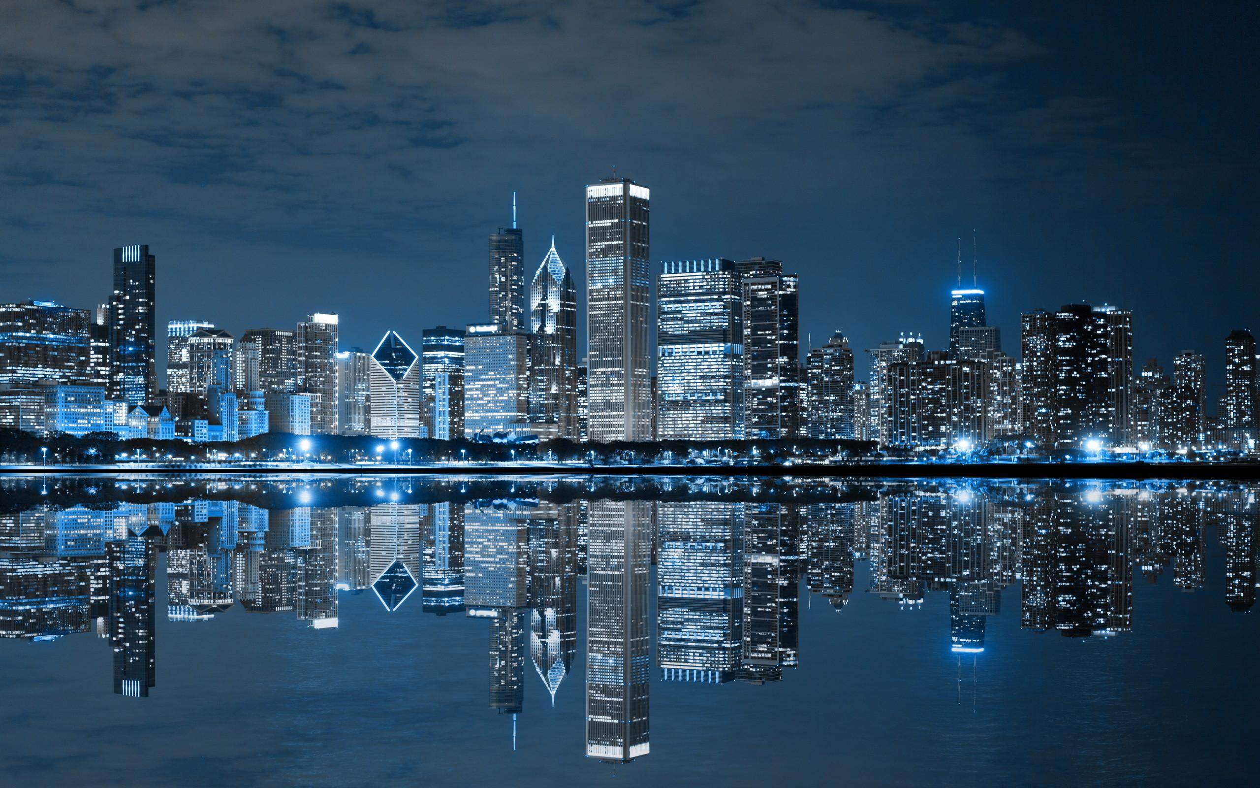 chicago wallpaper hd ·①