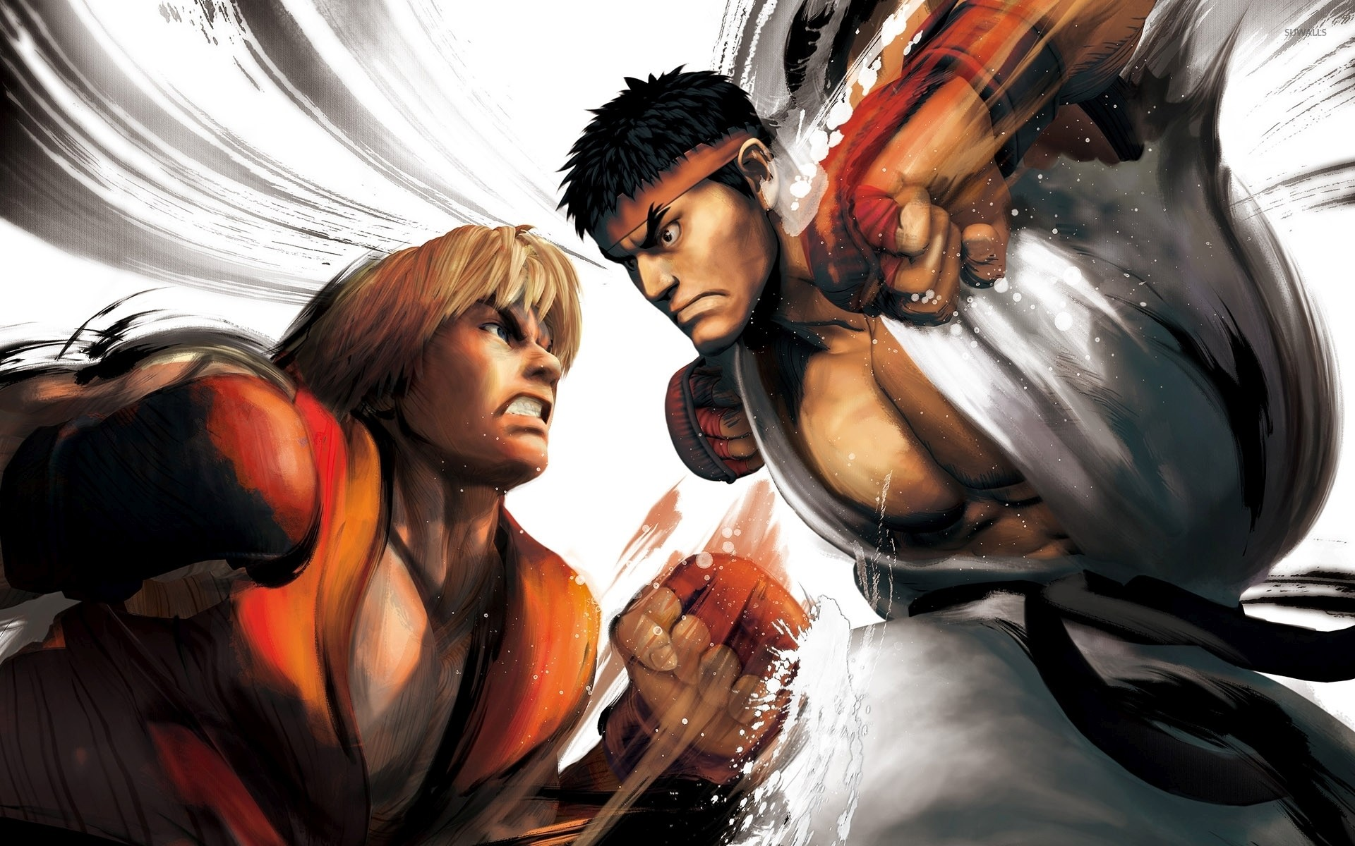 Street Fighter 4 Wallp...