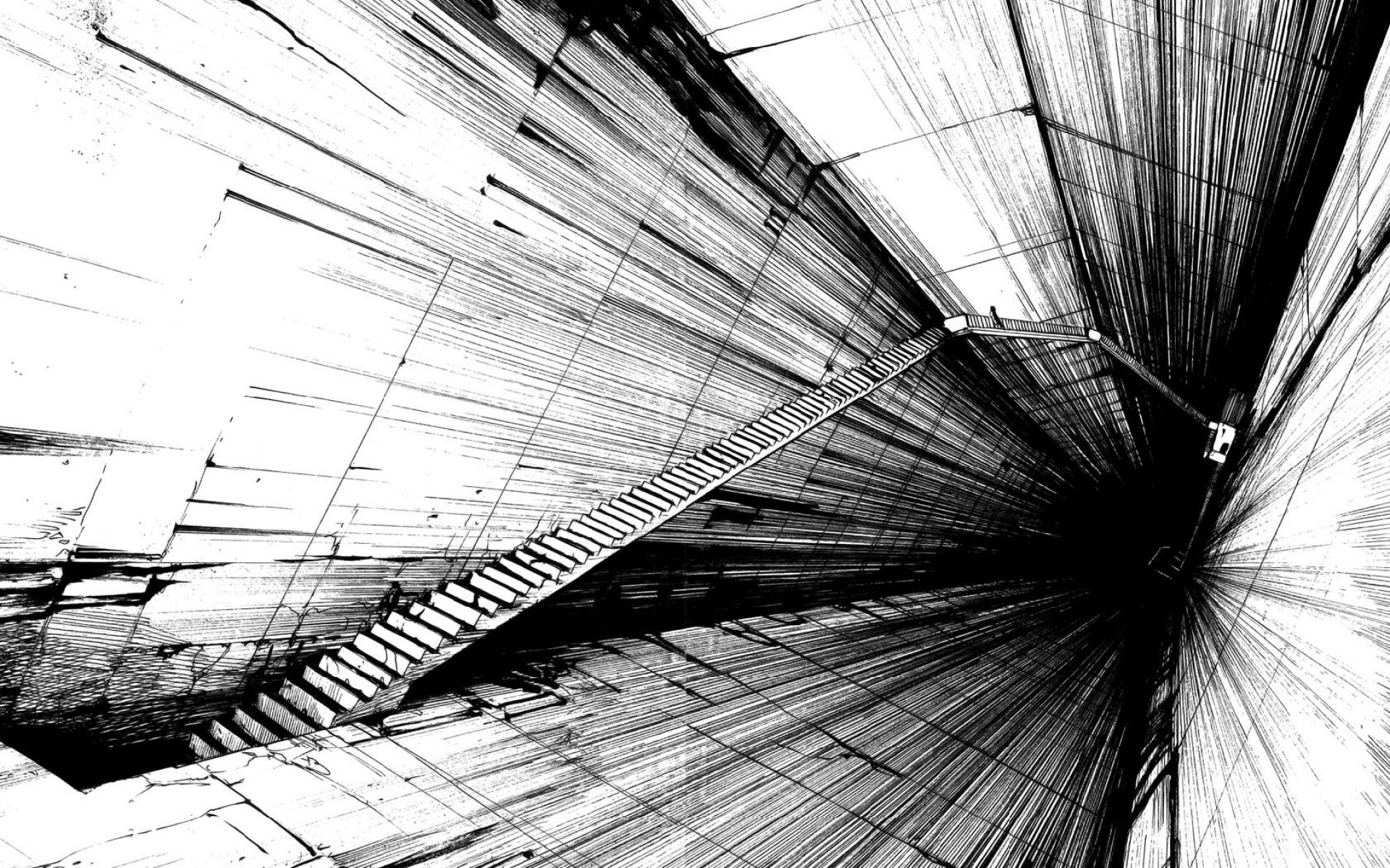 Black and White Abstract Wallpaper ·① WallpaperTag
