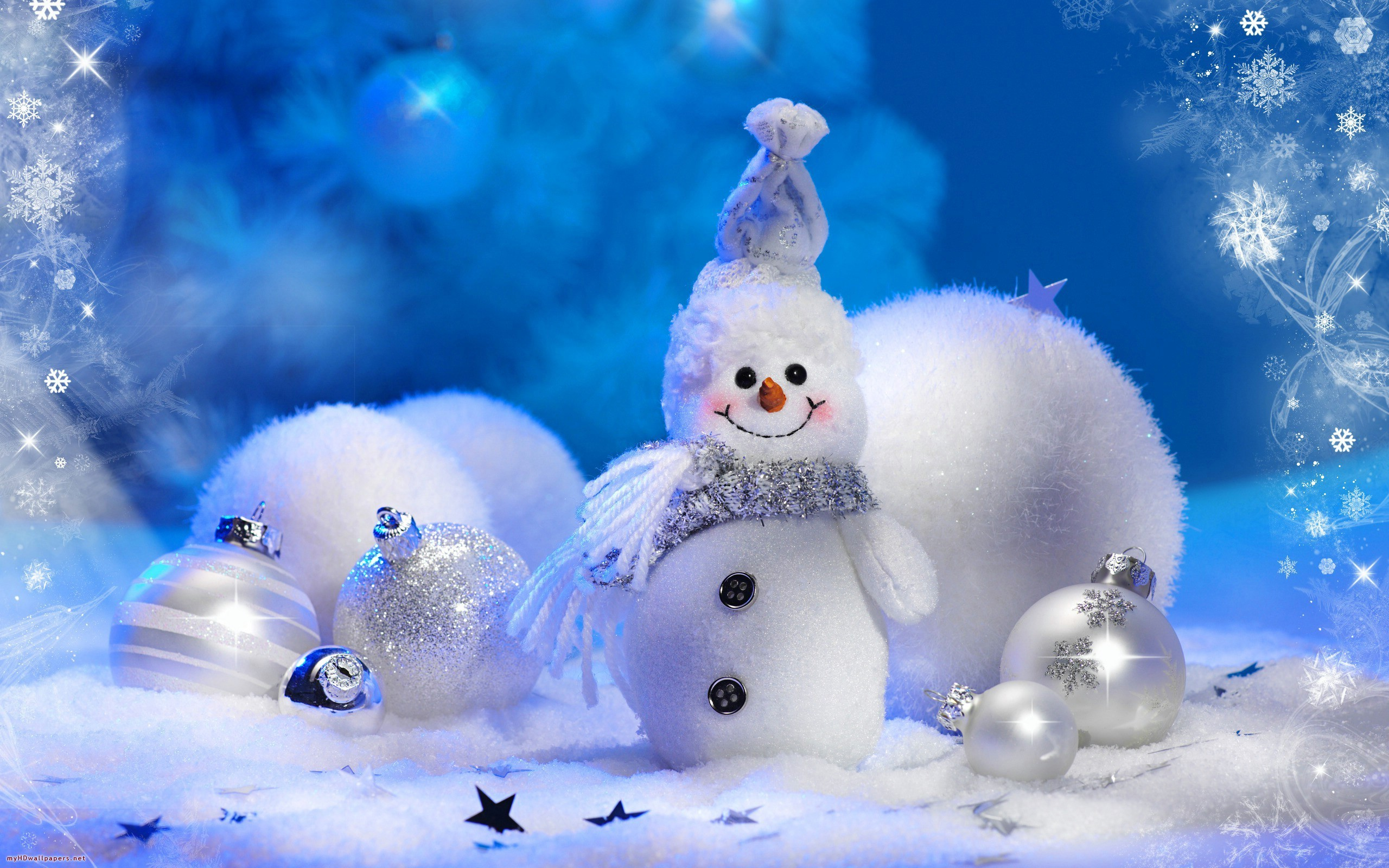 2560x1600 40 Free Animated Christmas Wallpaper For Desktop