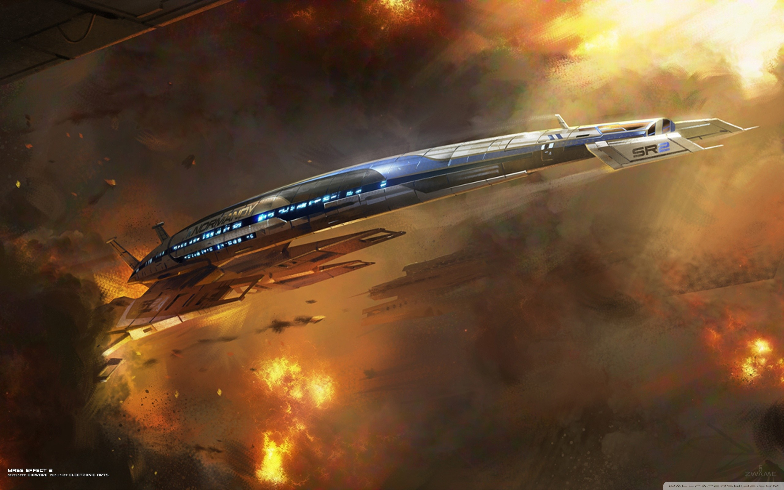 Mass Effect Wallpaper HD ·① WallpaperTag
