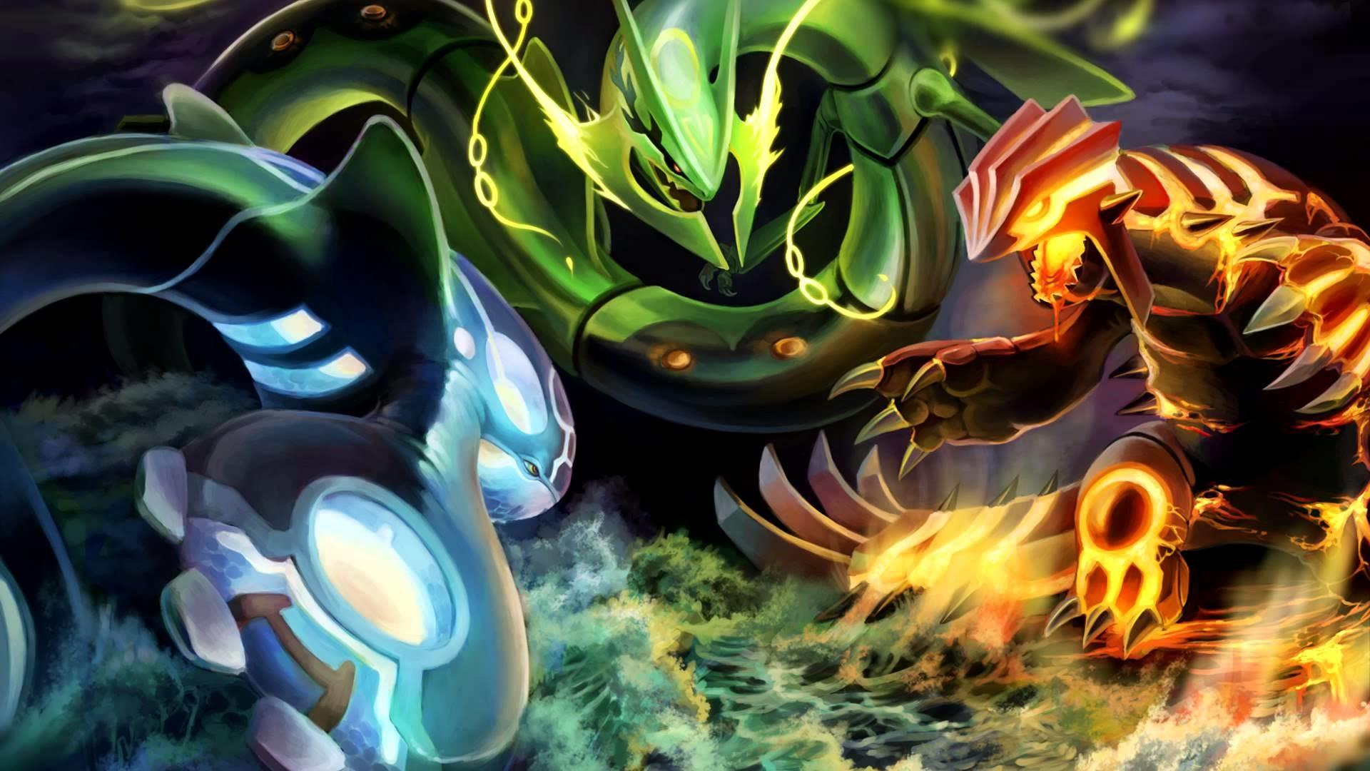 All legendary pokemon wallpaper wallpapertag - All legendary pokemon background ...
