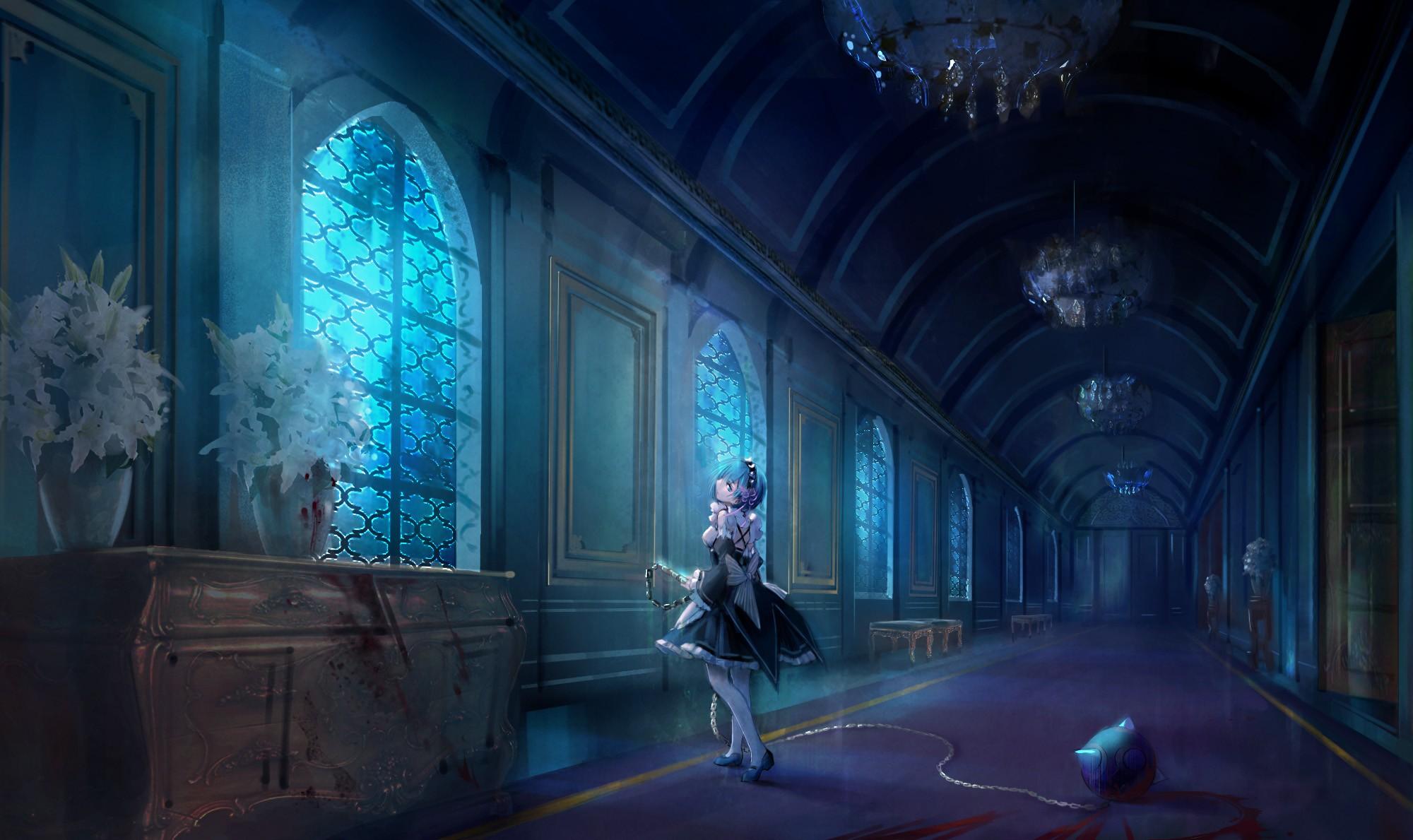 Rem Re Zero wallpaper ·① Download free cool HD backgrounds ...