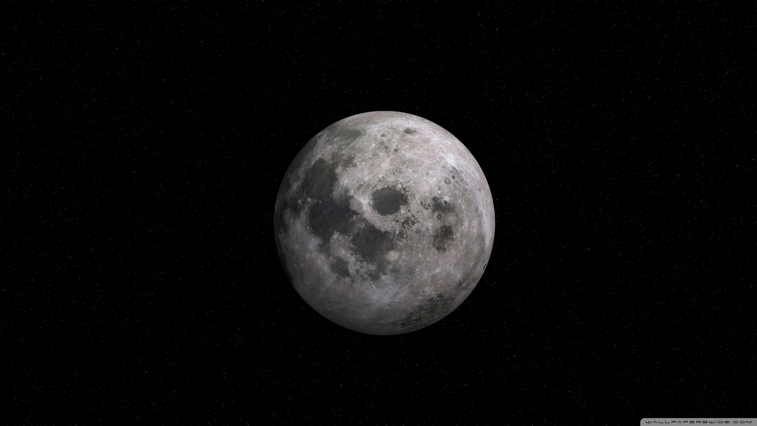 Moon HD Wallpaper ·① WallpaperTag