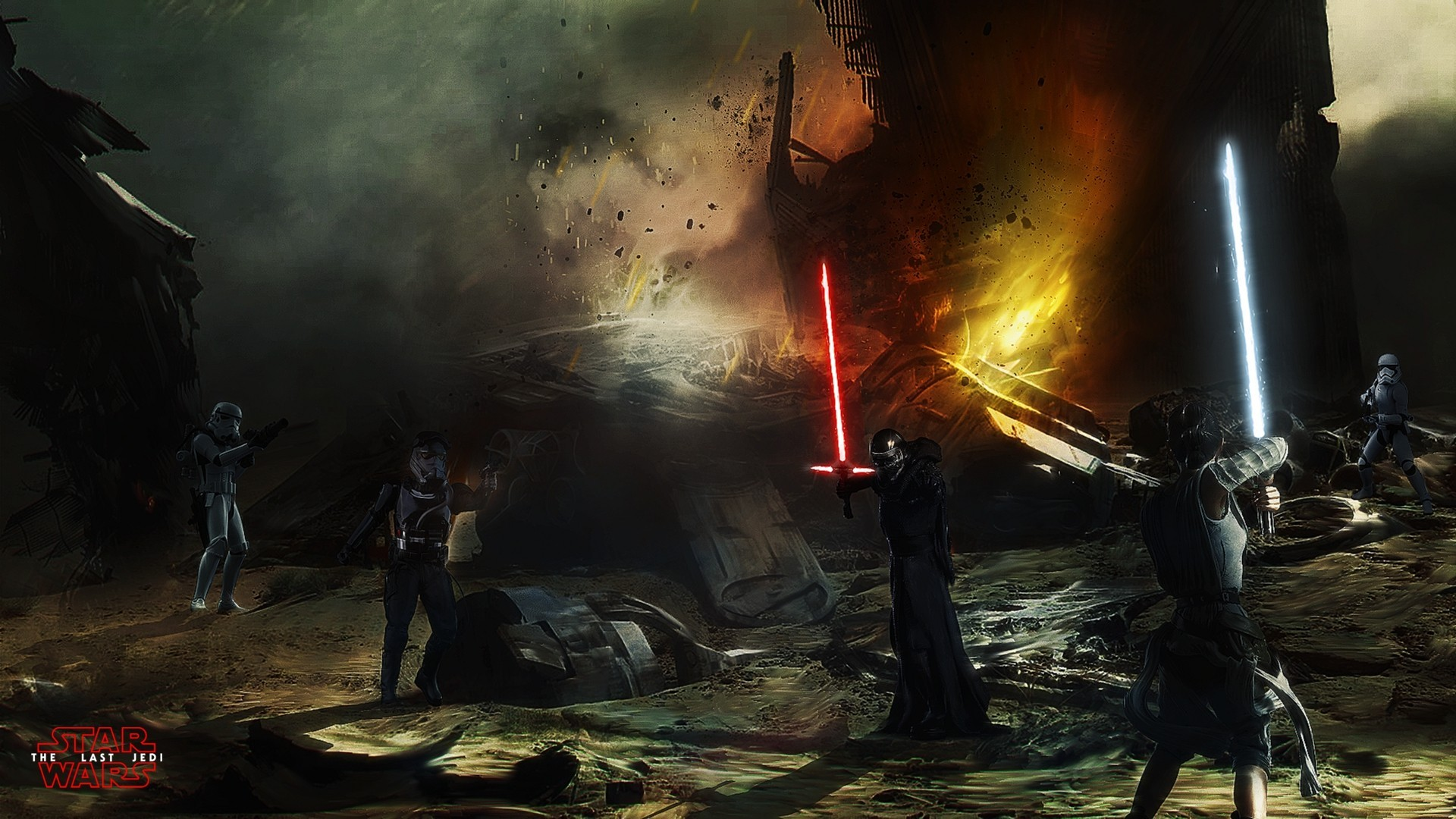 Kylo Ren Wallpaper 1920x1080 Download Free Cool Wallpapers For