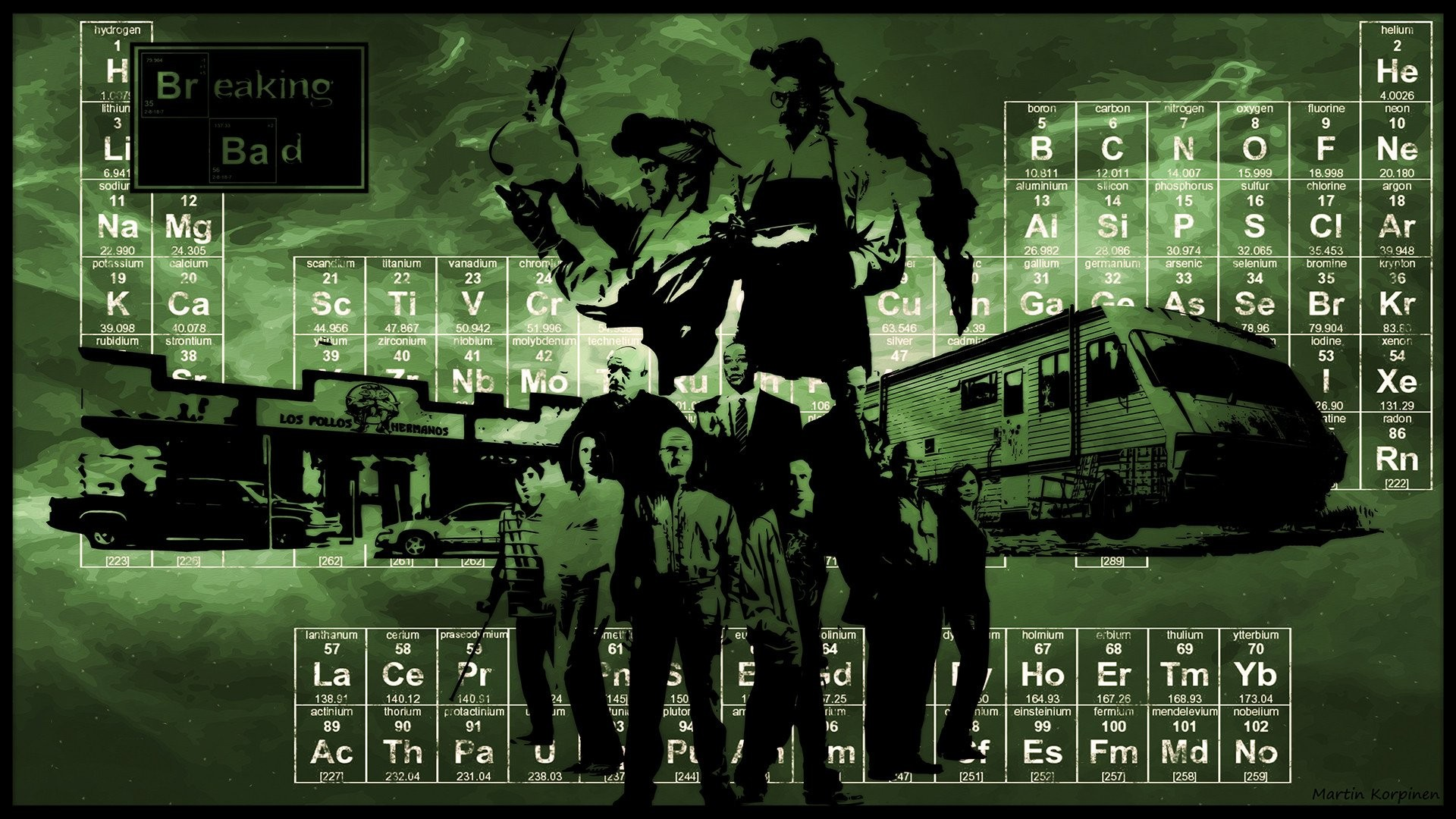 Periodic table wallpaper download free beautiful full hd 1920x1080 periodic table wallpaper breaking bad download desktop wallpapers urtaz Gallery