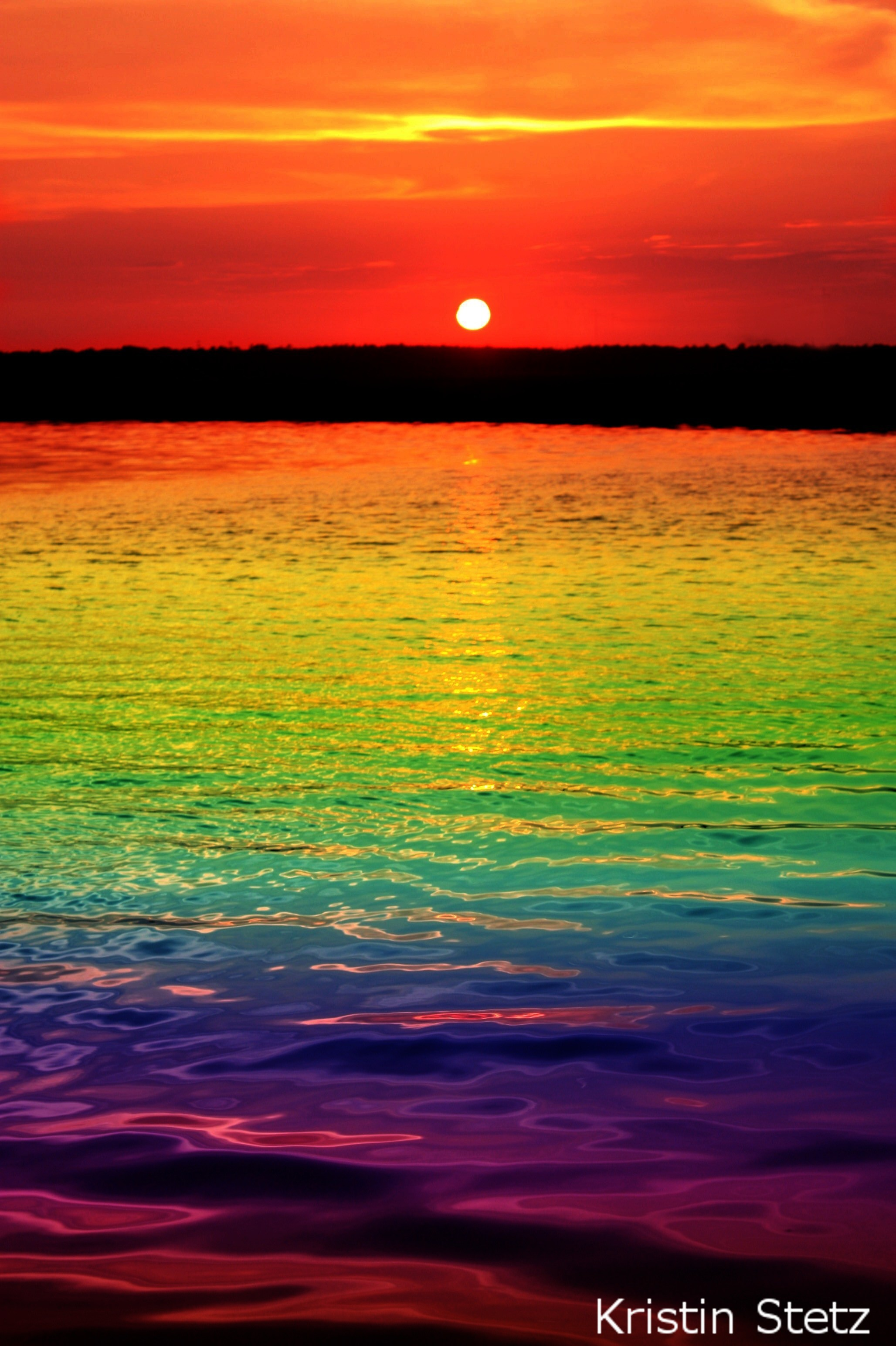 Colorful Beach Sunsets Hd