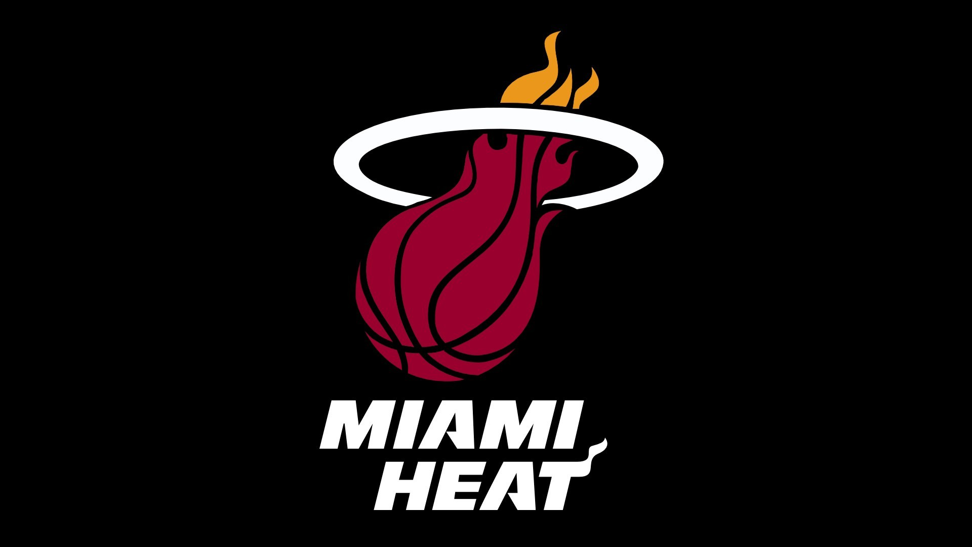 miami heat logo wallpaper 2018 ·①