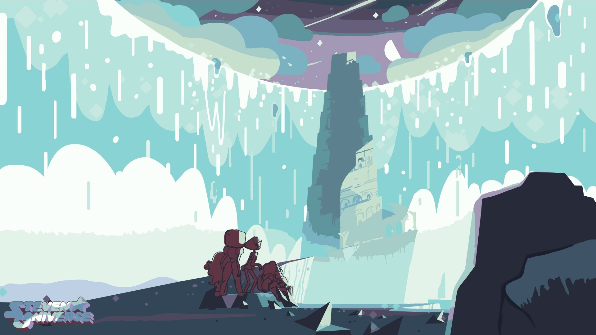 49 Steven Universe Backgrounds Space Download Free Beautiful