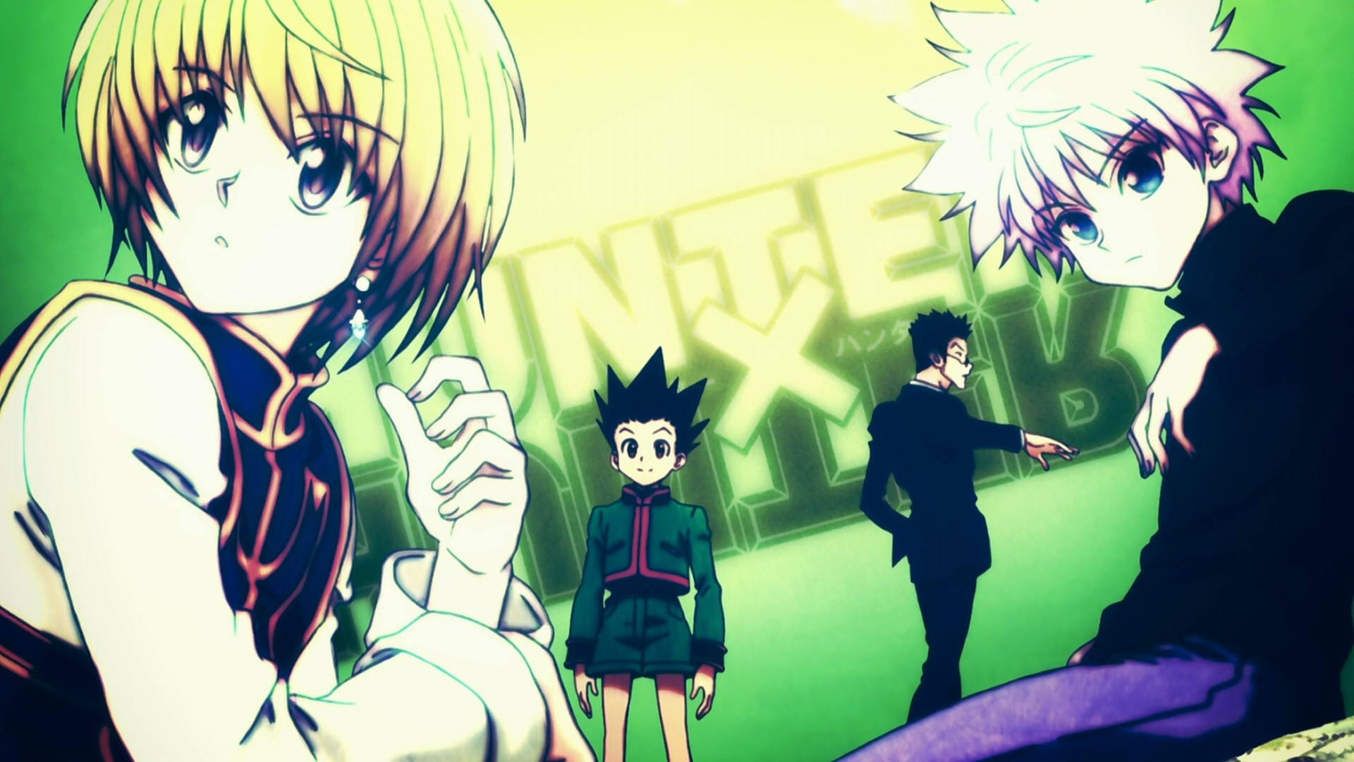 Hunter X Hunter Wallpaper Download Free Cool Full Hd