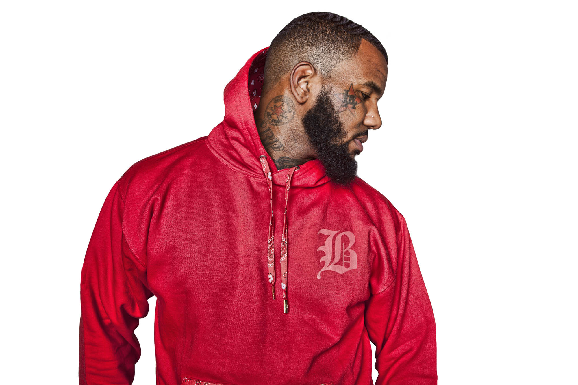 the game rapper wallpaper 2018