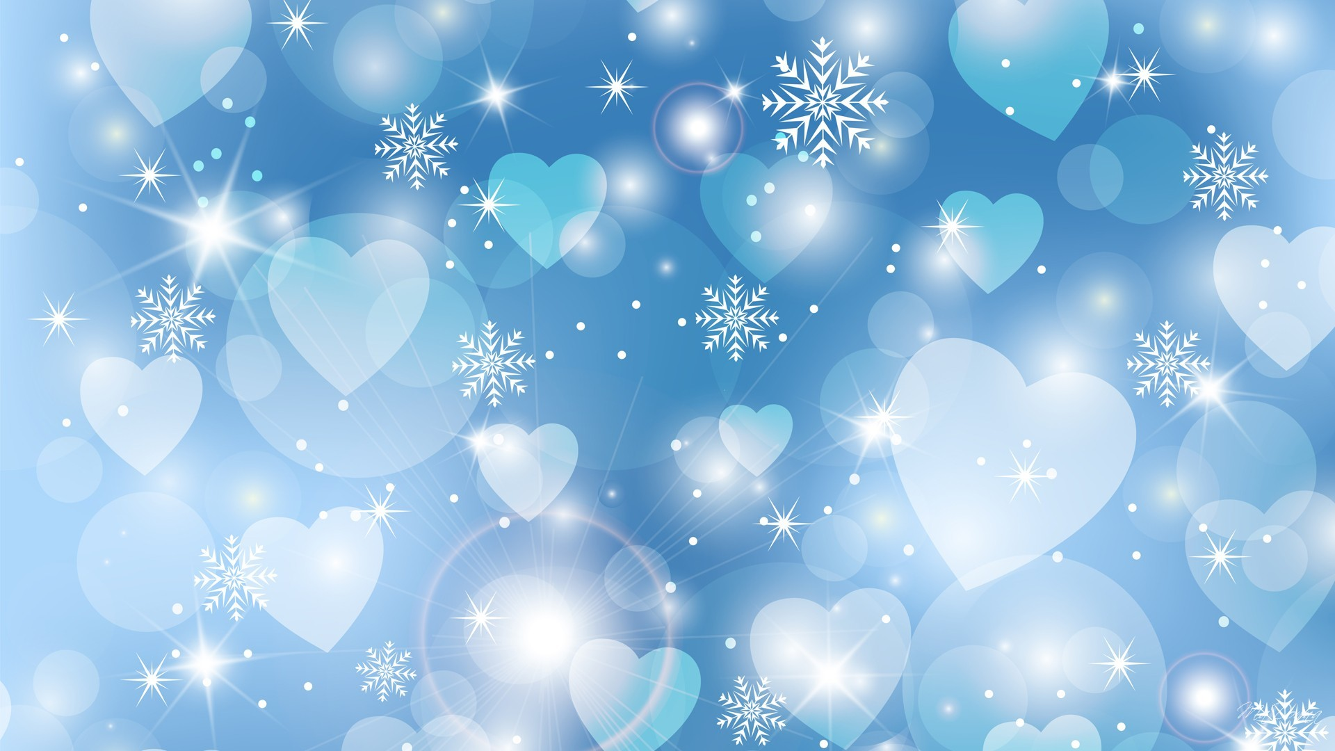 blue heart wallpaper 183��