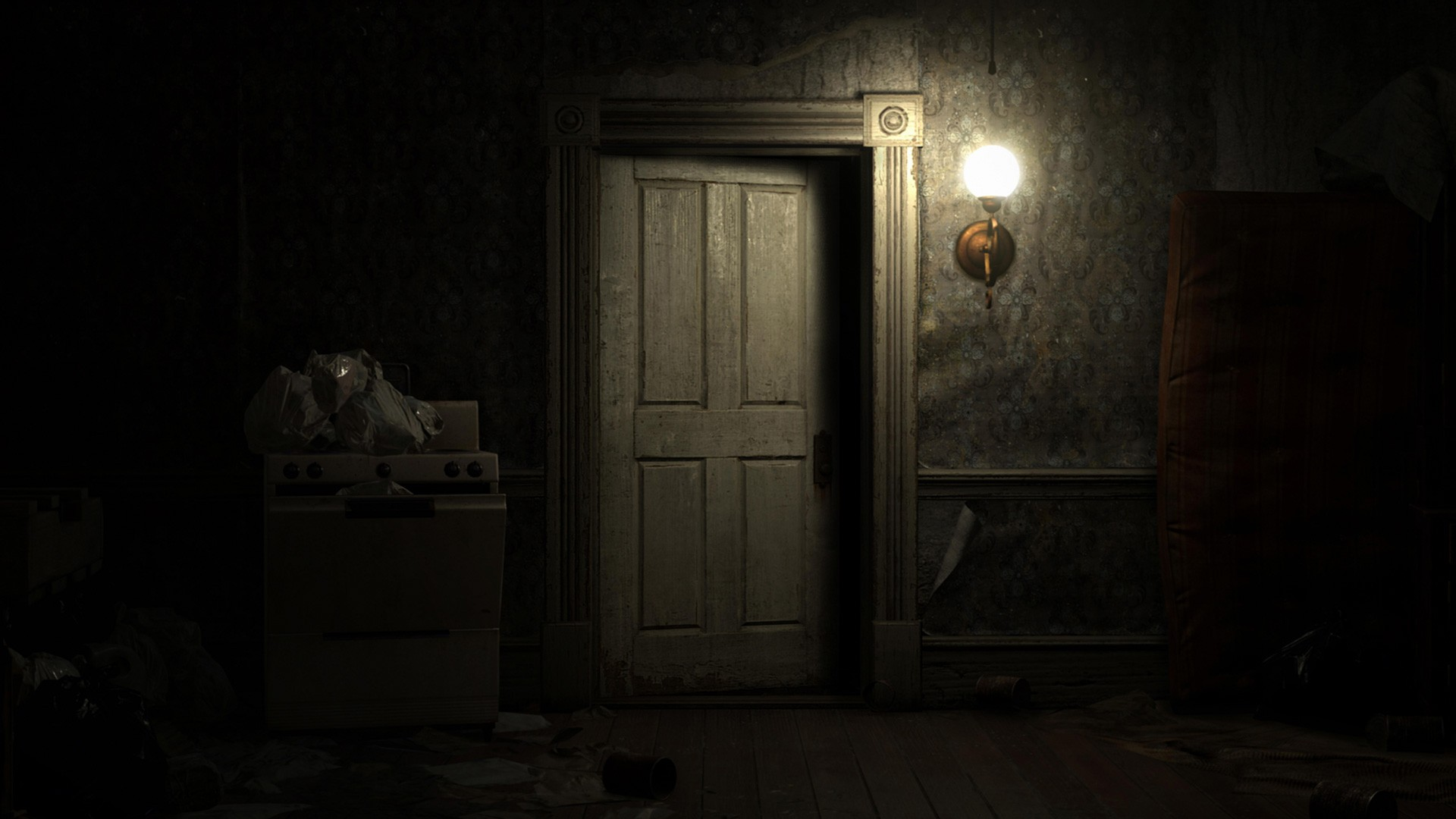 Resident Evil 7 Wallpaper Download Free Beautiful Backgrounds