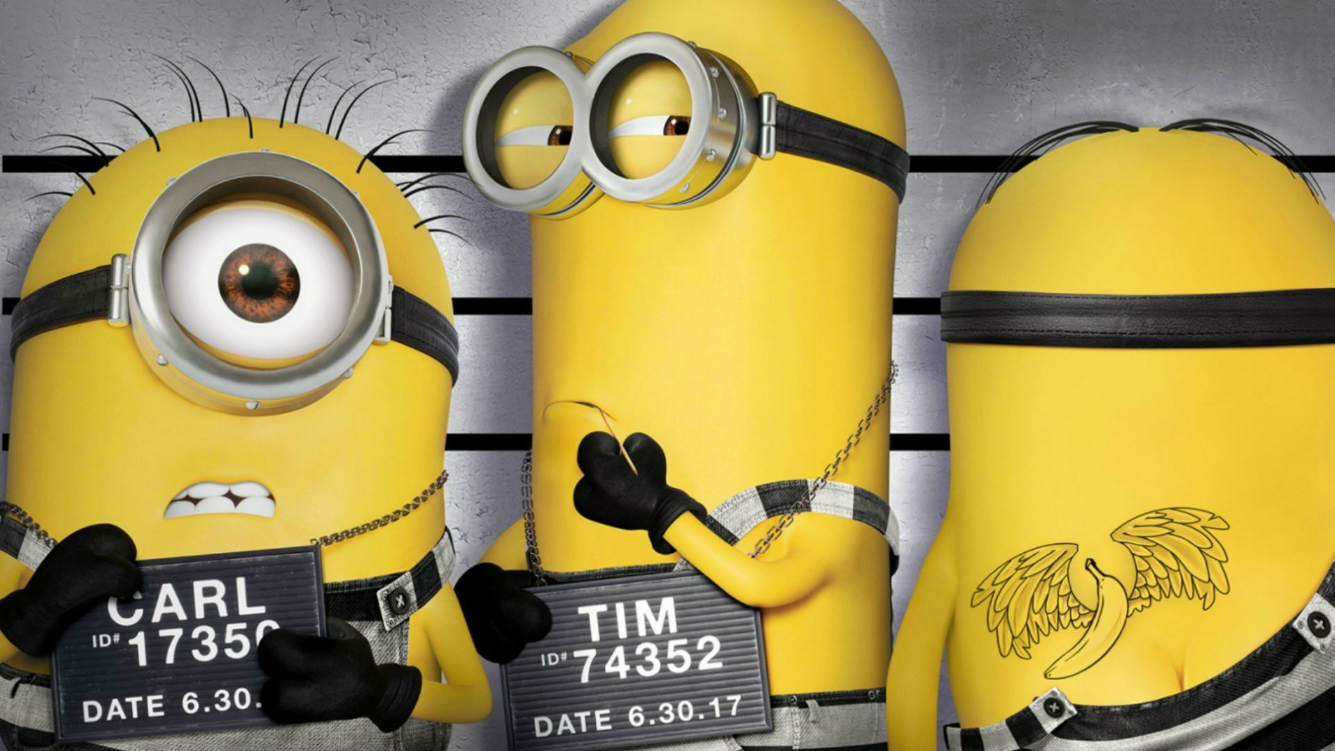 despicable me 3 minions wallpapers ·①