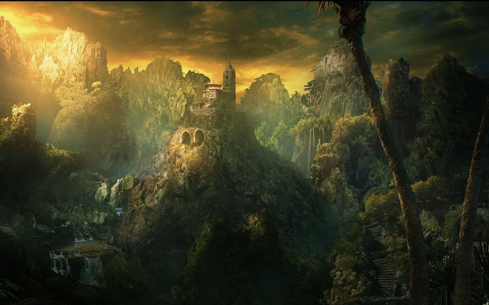 Dark fantasy wallpaper download free cool wallpapers - Fantasy wallpaper dark ...