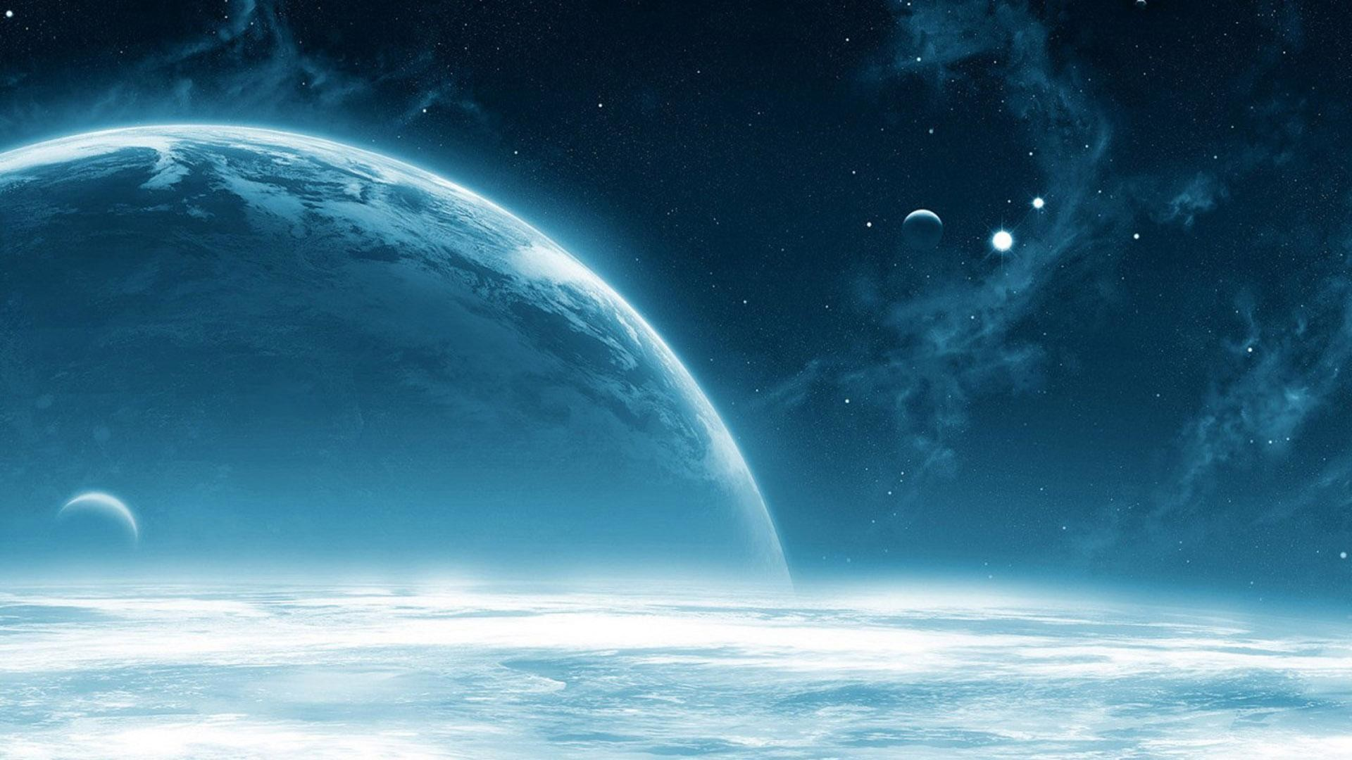 desktop wallpaper space ·①