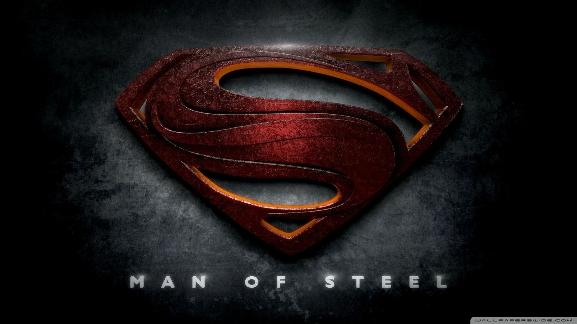 superman emblem wallpaper