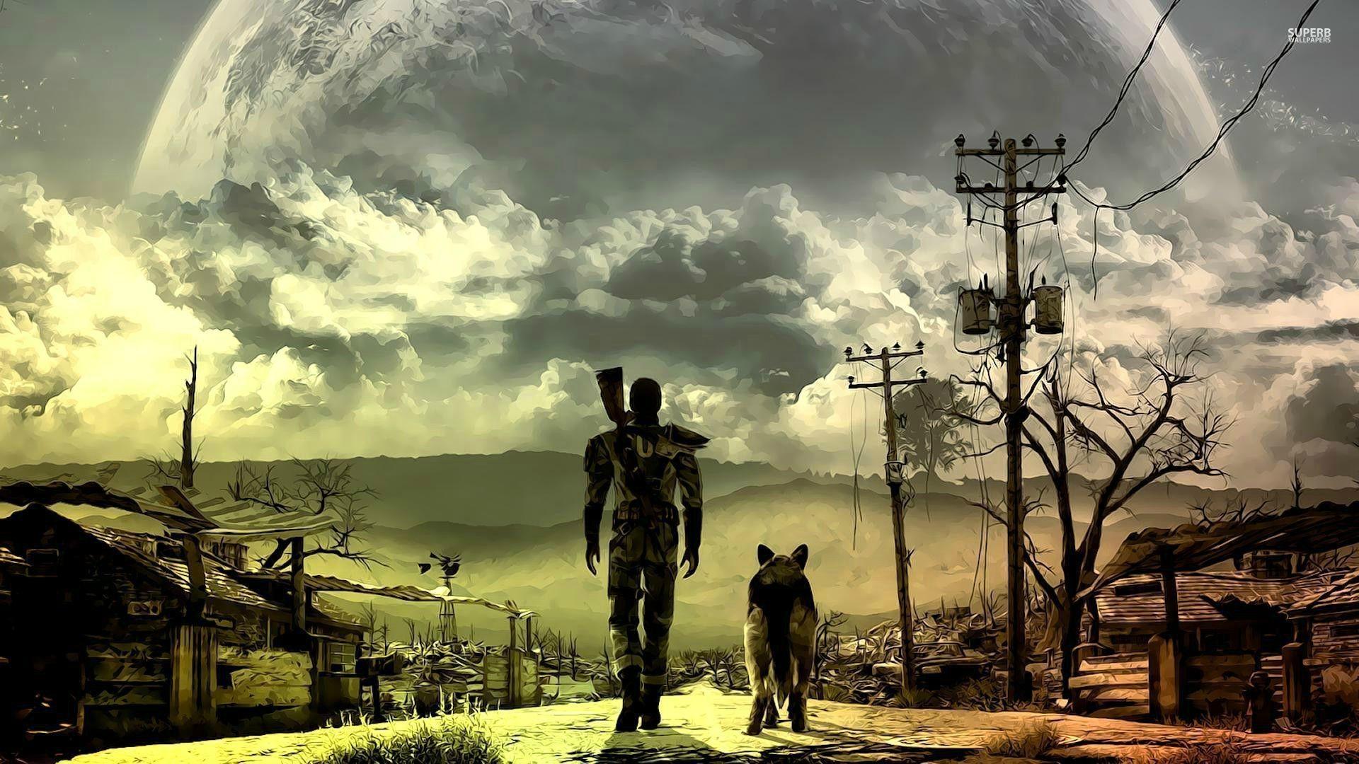 Fallout 3 Desktop Background Wallpapertag
