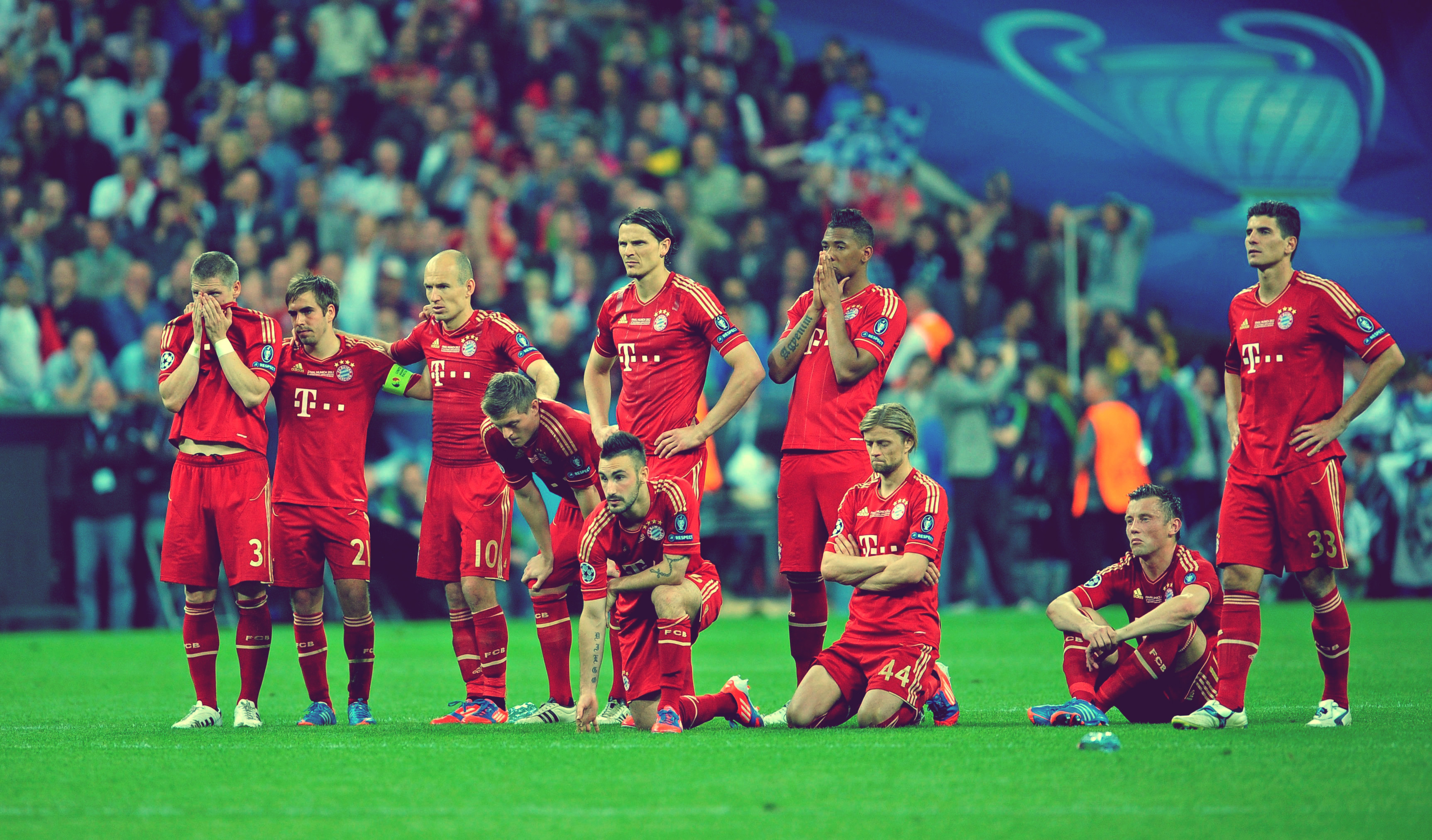 Fc Bayern Munich Wallpapers ·① WallpaperTag