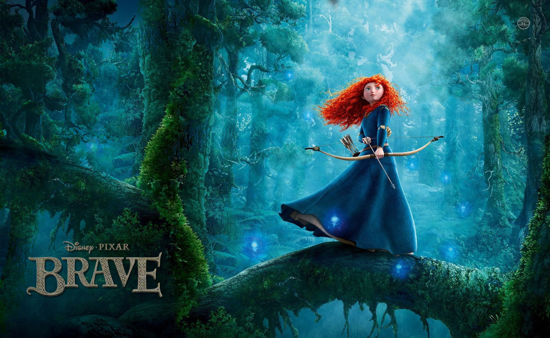 disney brave wallpapers ·①