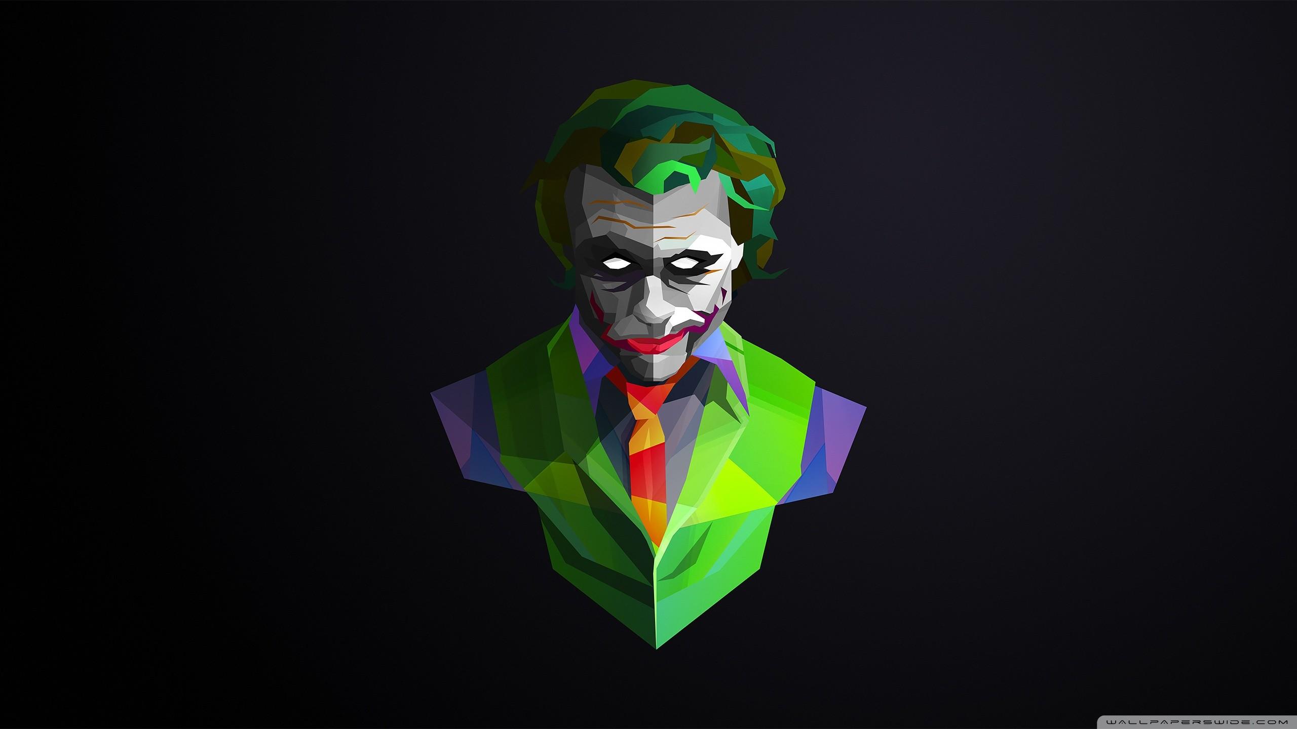 The Joker Desktop Background 1