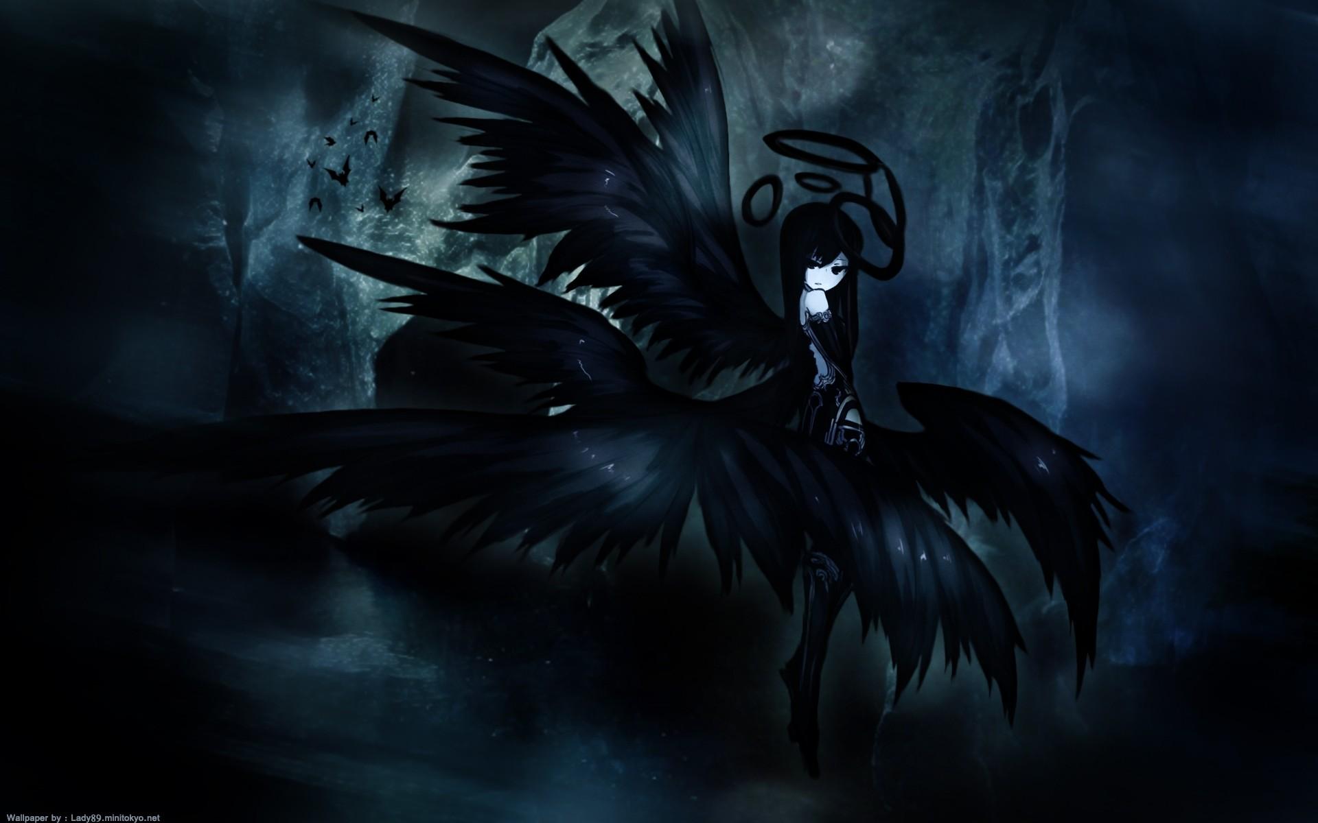 1920x1200 Anime Dark Angel