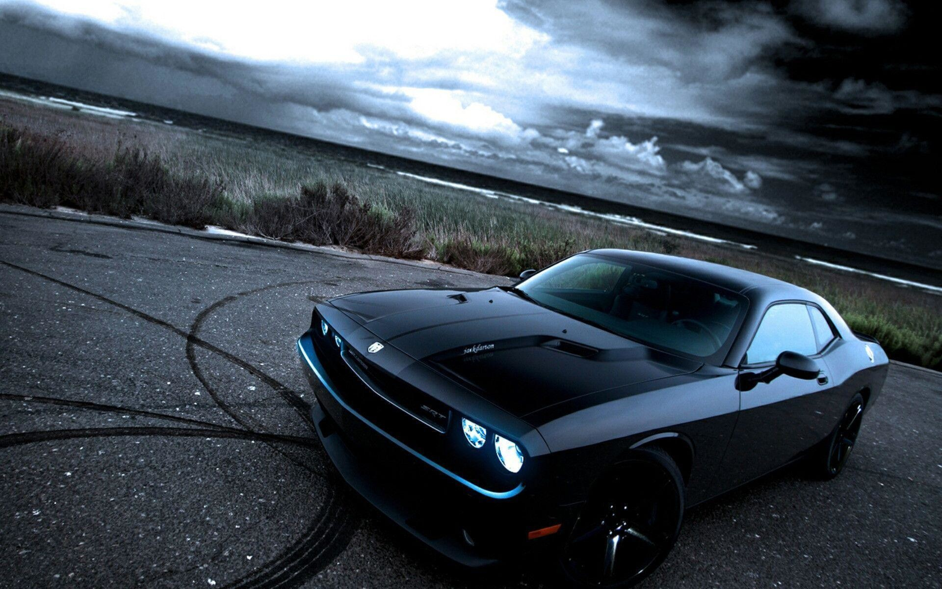 Dodge Challenger Srt8 Wallpaper ·① WallpaperTag