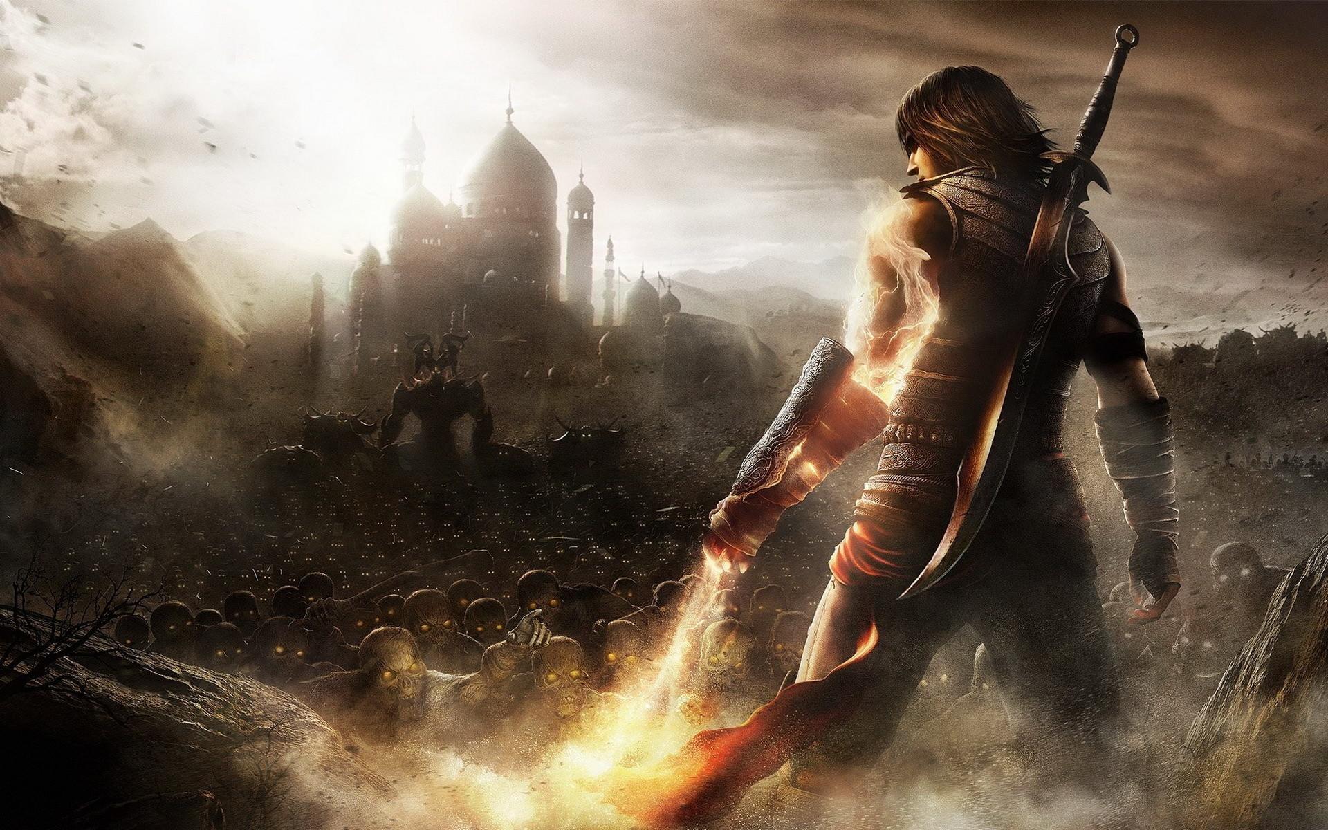 Prince Of Persia Hd Wallpapers Wallpapertag