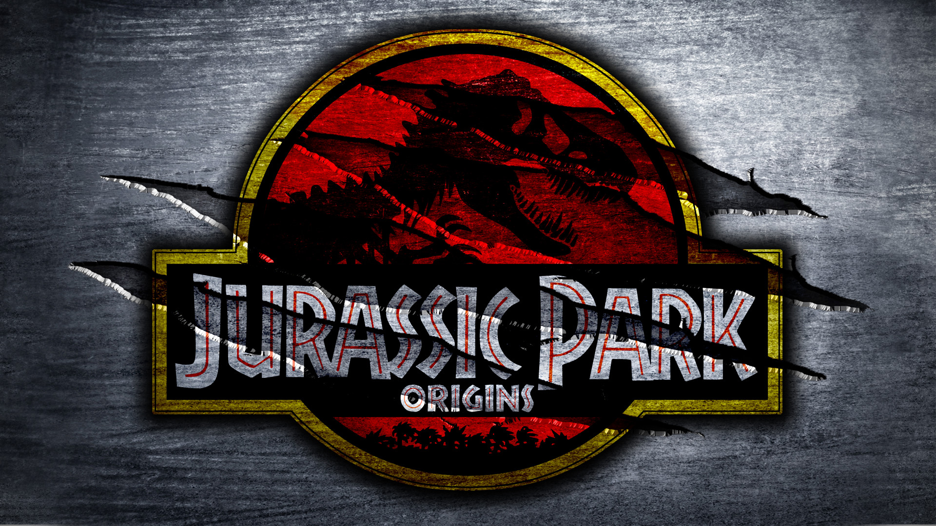 jurassic park logo - HD1920×1080
