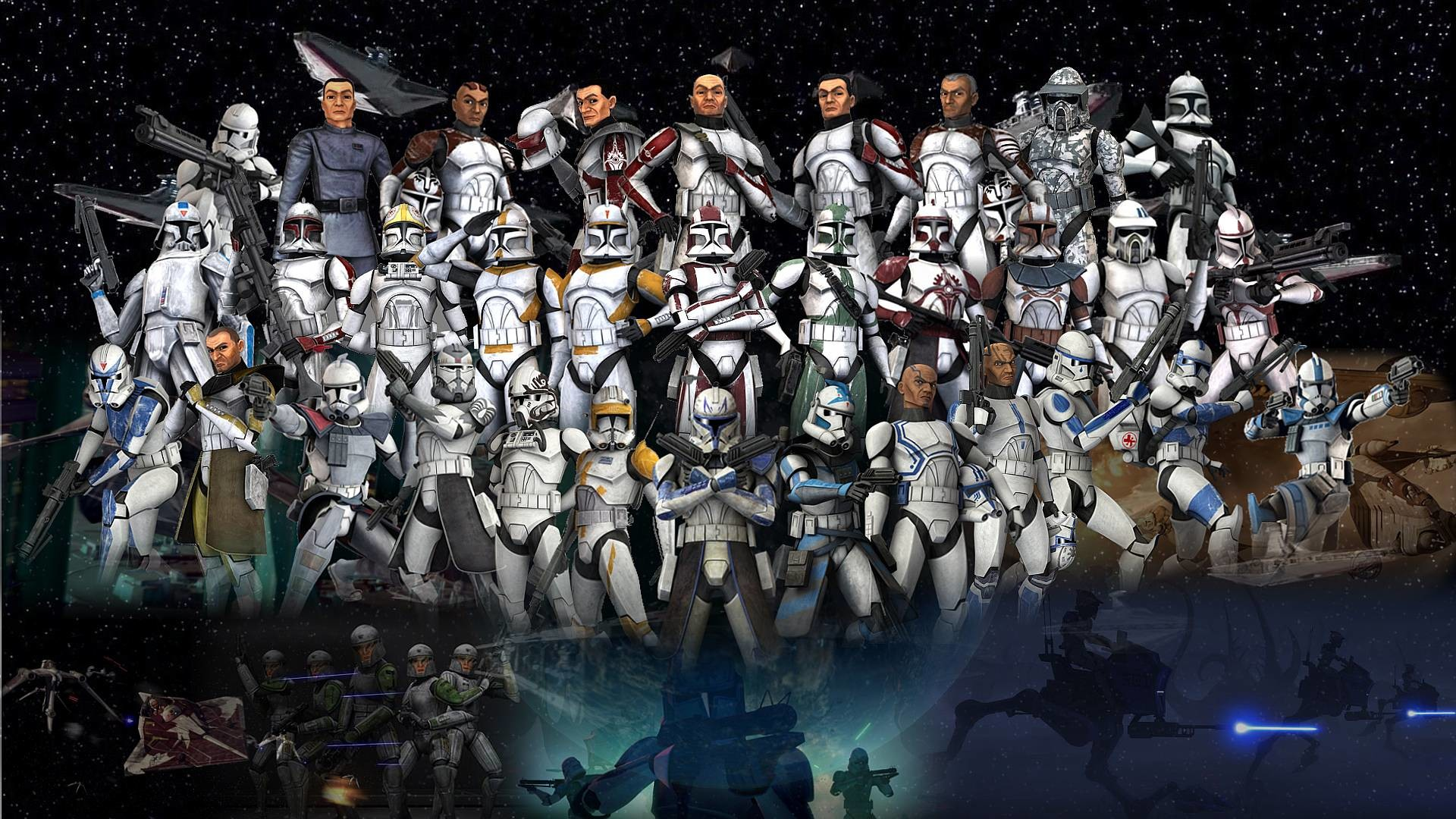 star wars the clone wars - photo #43