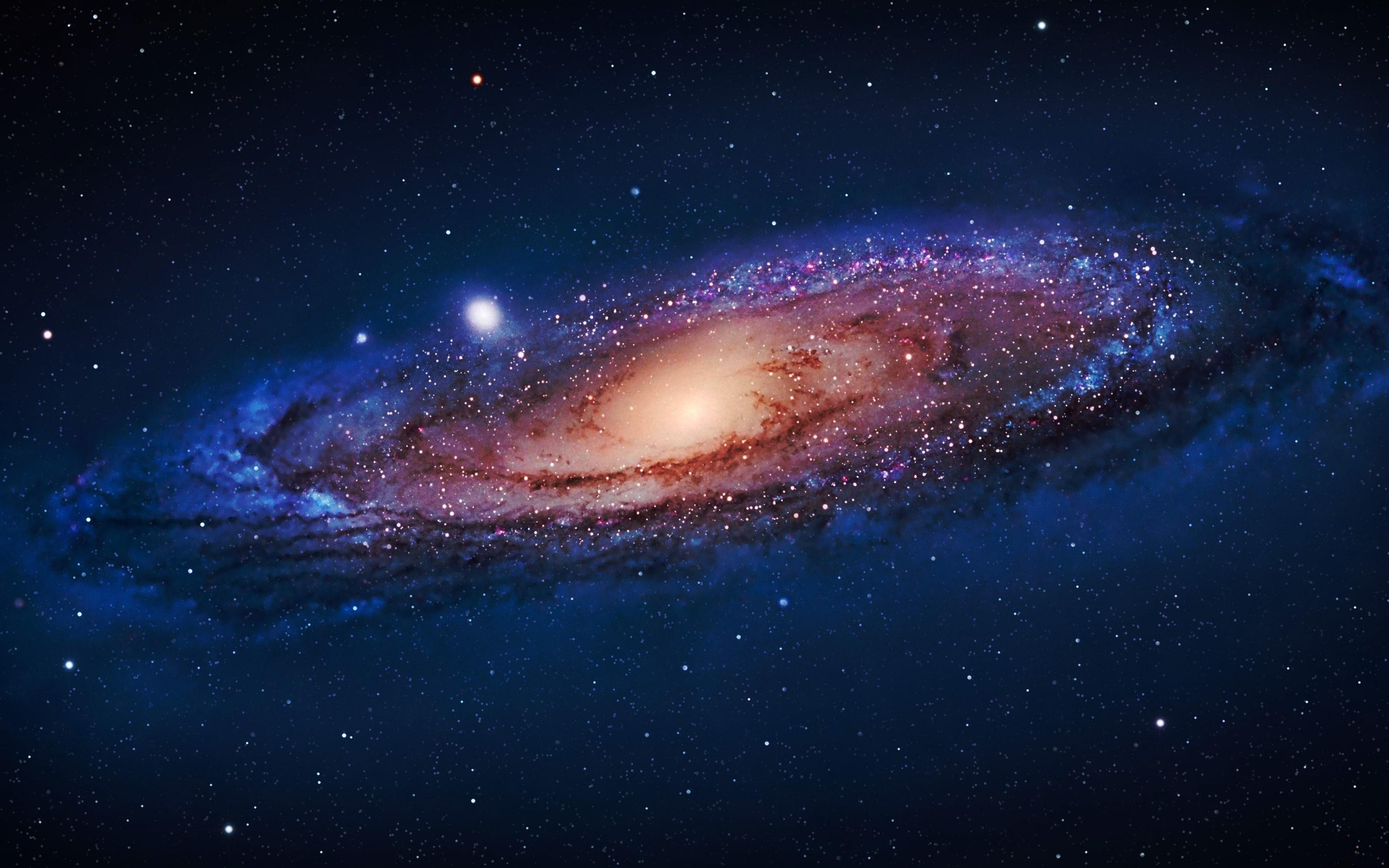 Ipad Retina Wallpapers Space: Andromeda Wallpaper ·①
