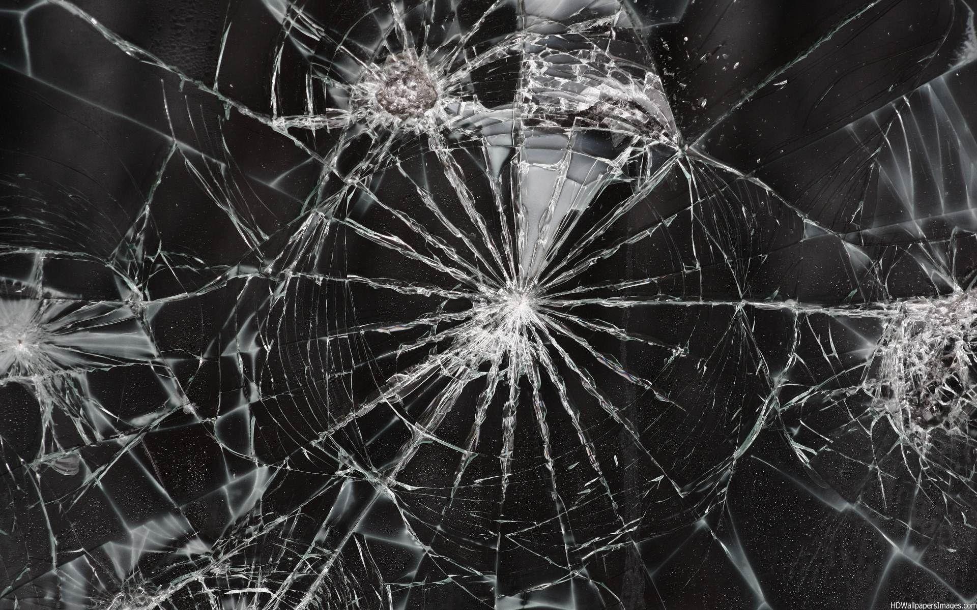 Free Broken Screen Wallpaper 1920x1080