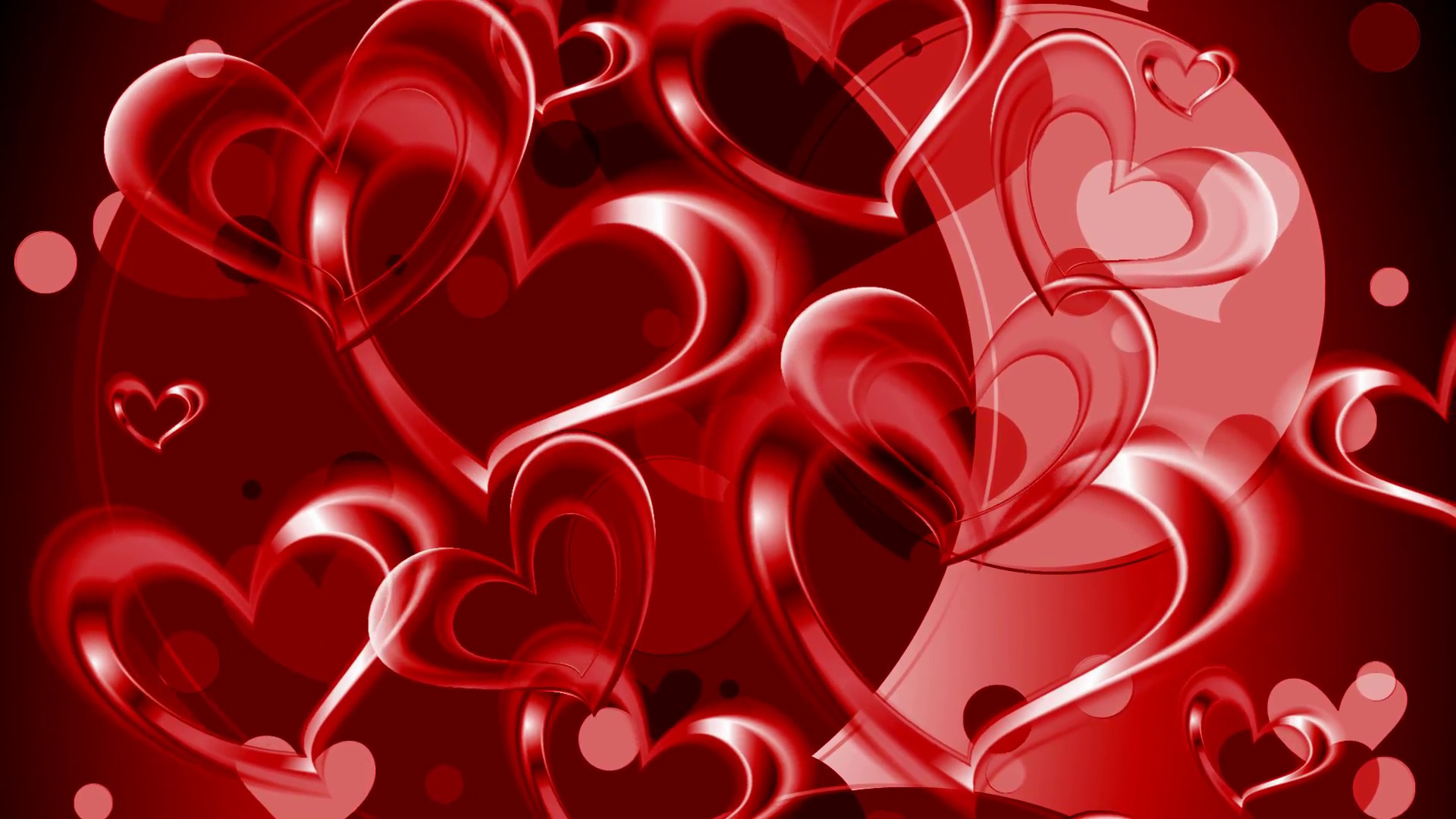 red hearts background 183��