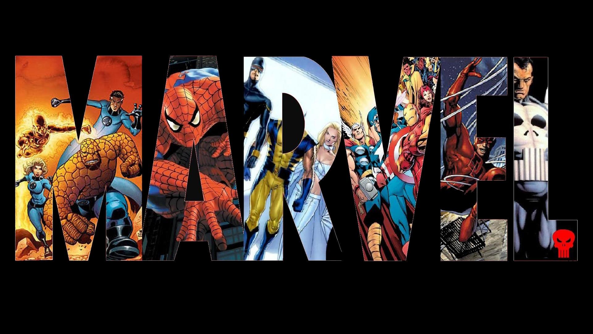 Marvel HD Wallpaper 1