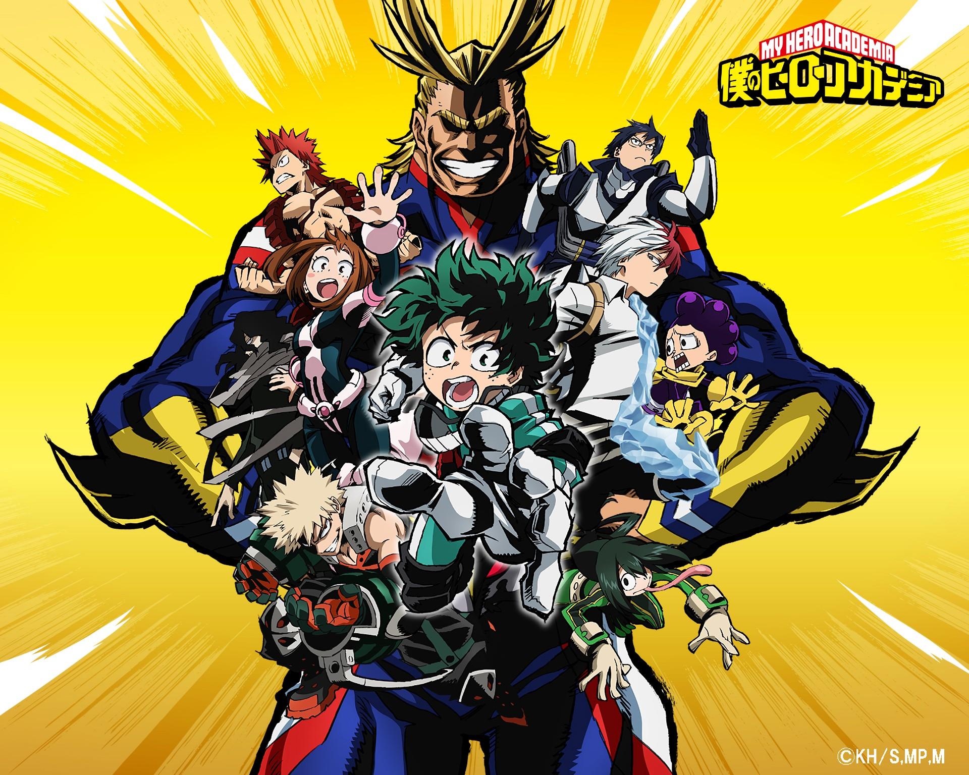 My Hero Academia wallpaper ·① Download free amazing ...