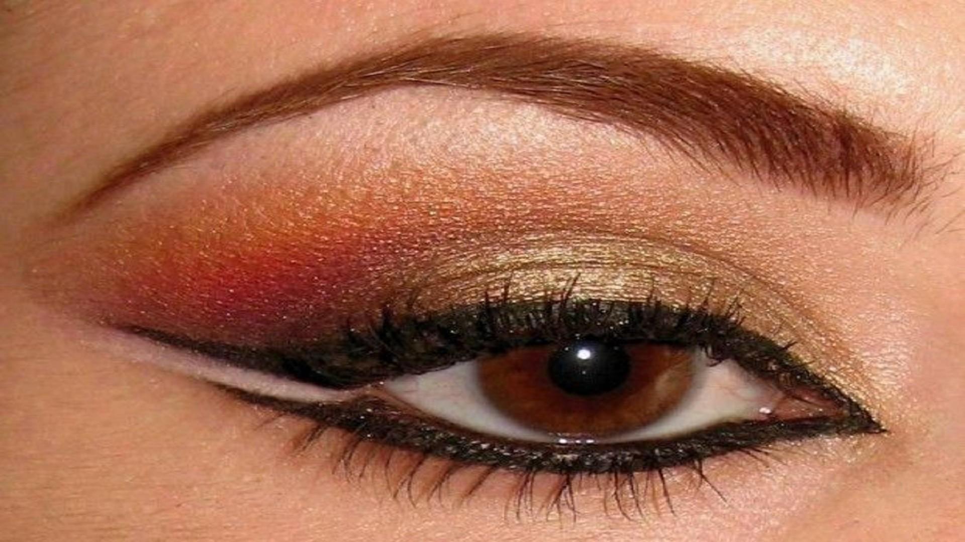 Beautiful Eye Wallpaper ·①