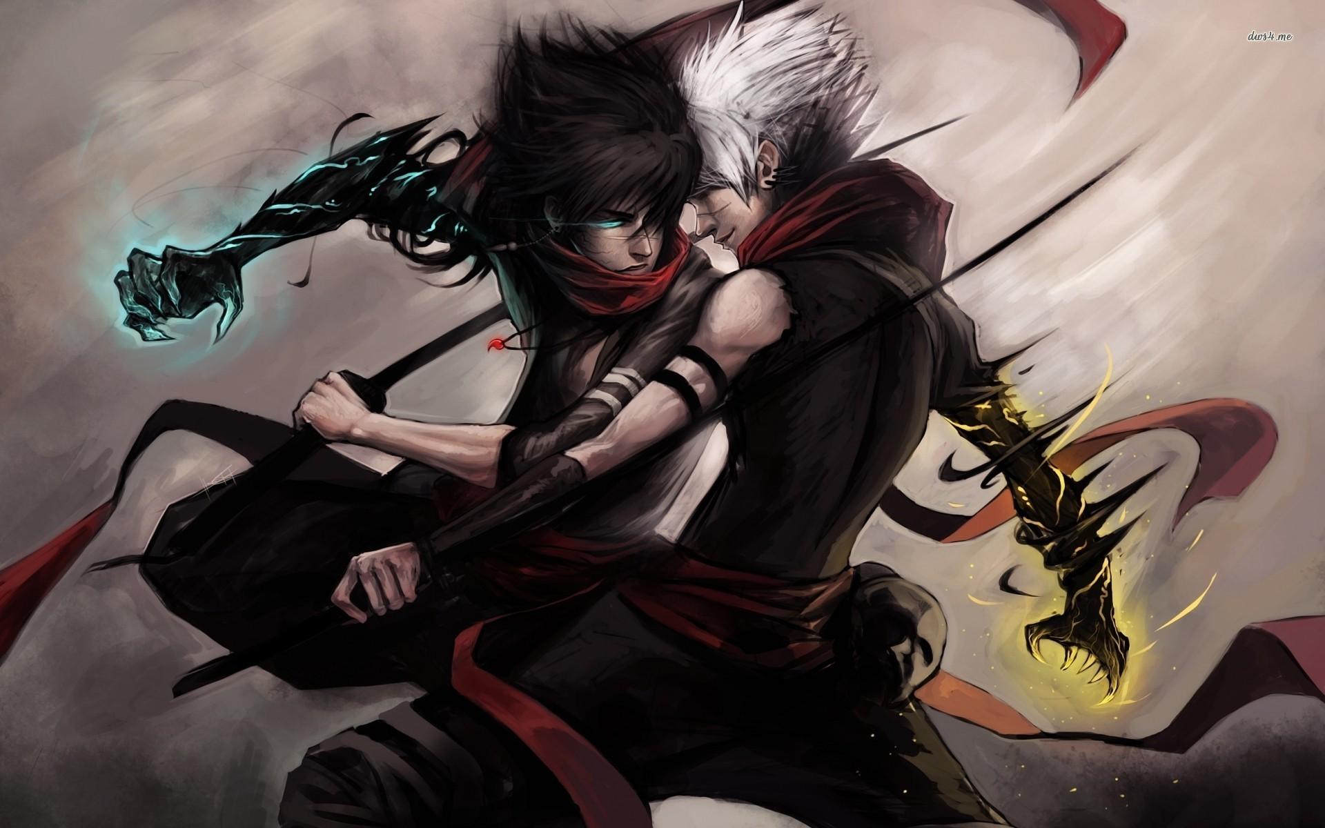Anime warrior wallpaper - Anime male wallpaper hd ...