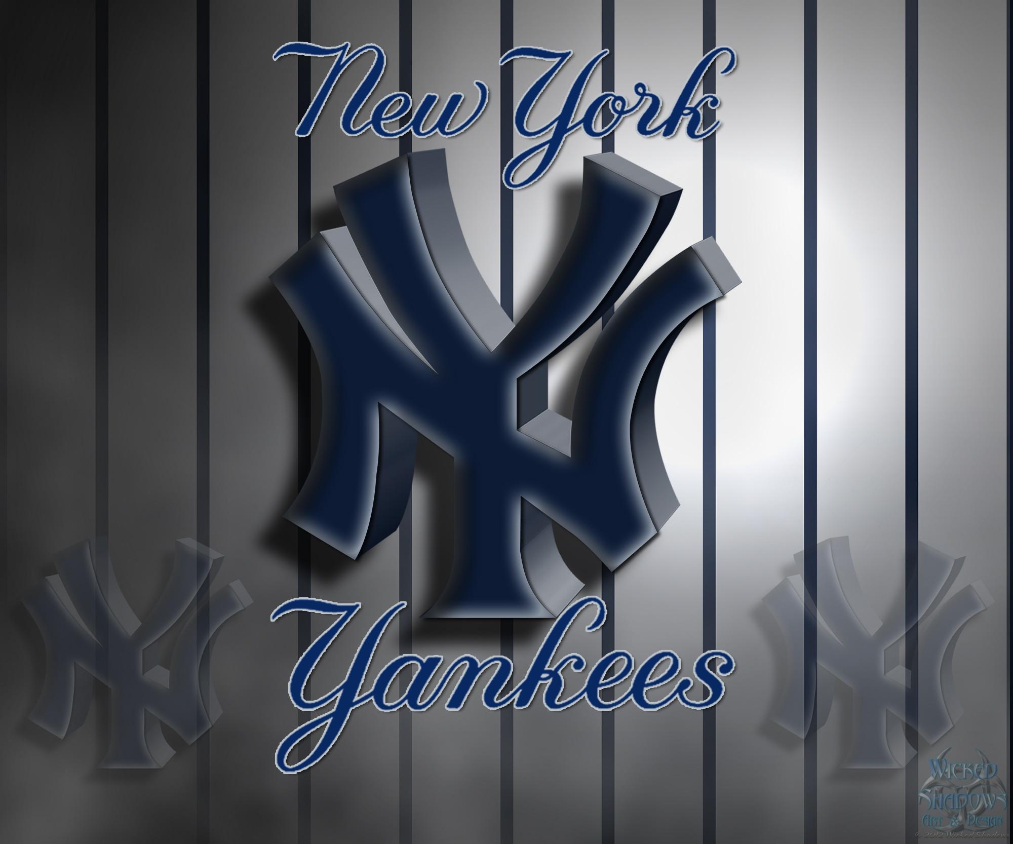 New York Yankees Desktop Wallpaper ·① WallpaperTag