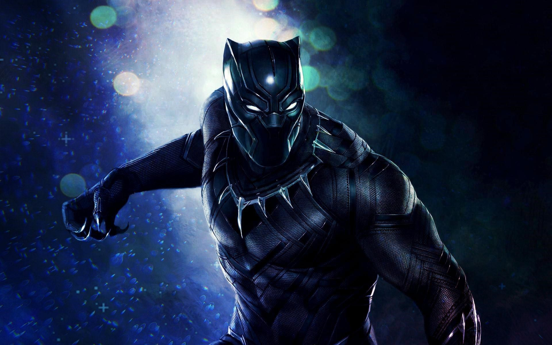 Unduh 300 Wallpaper Black Panther Hd Android