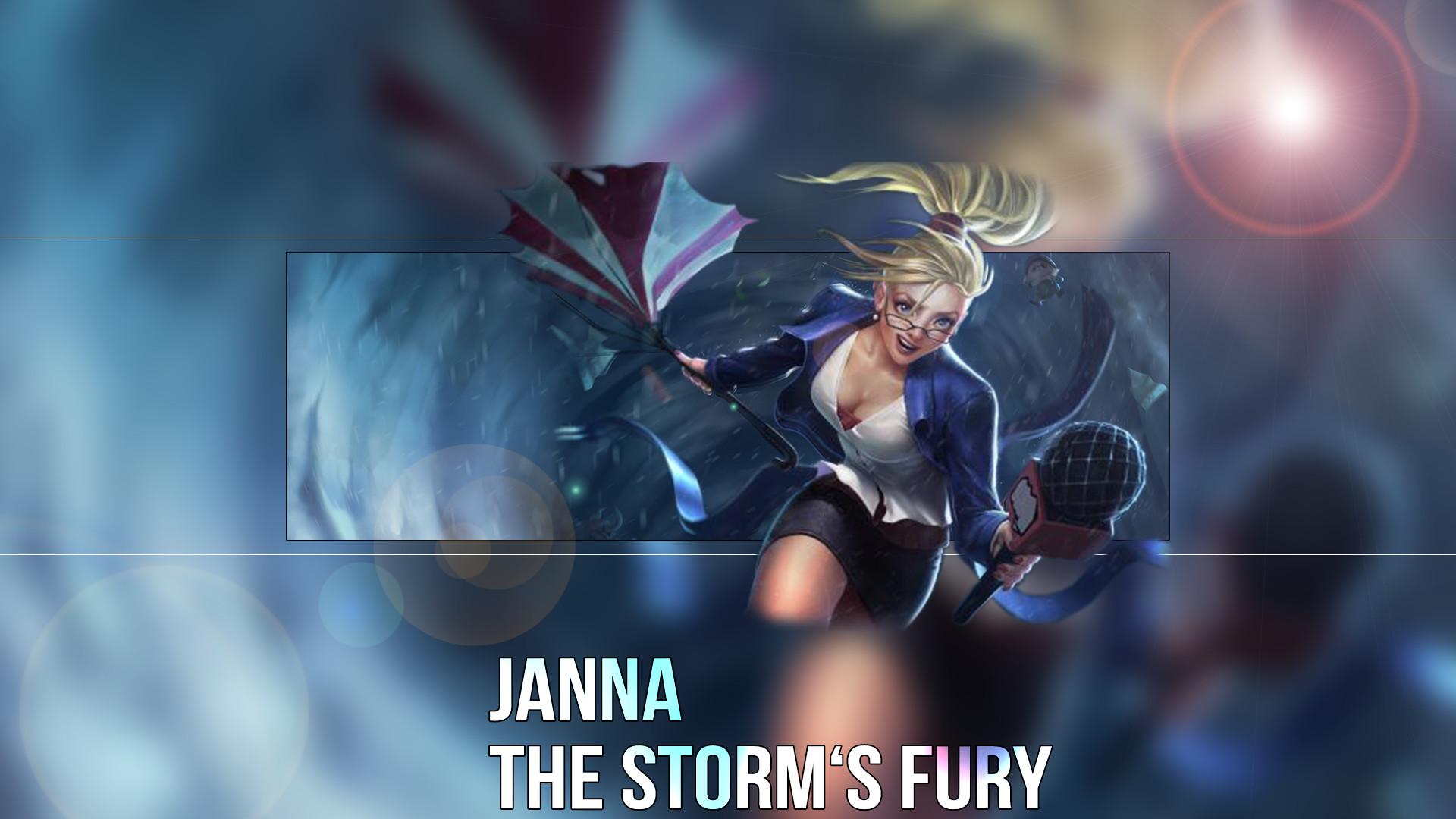 Forecast Janna Wallpaper