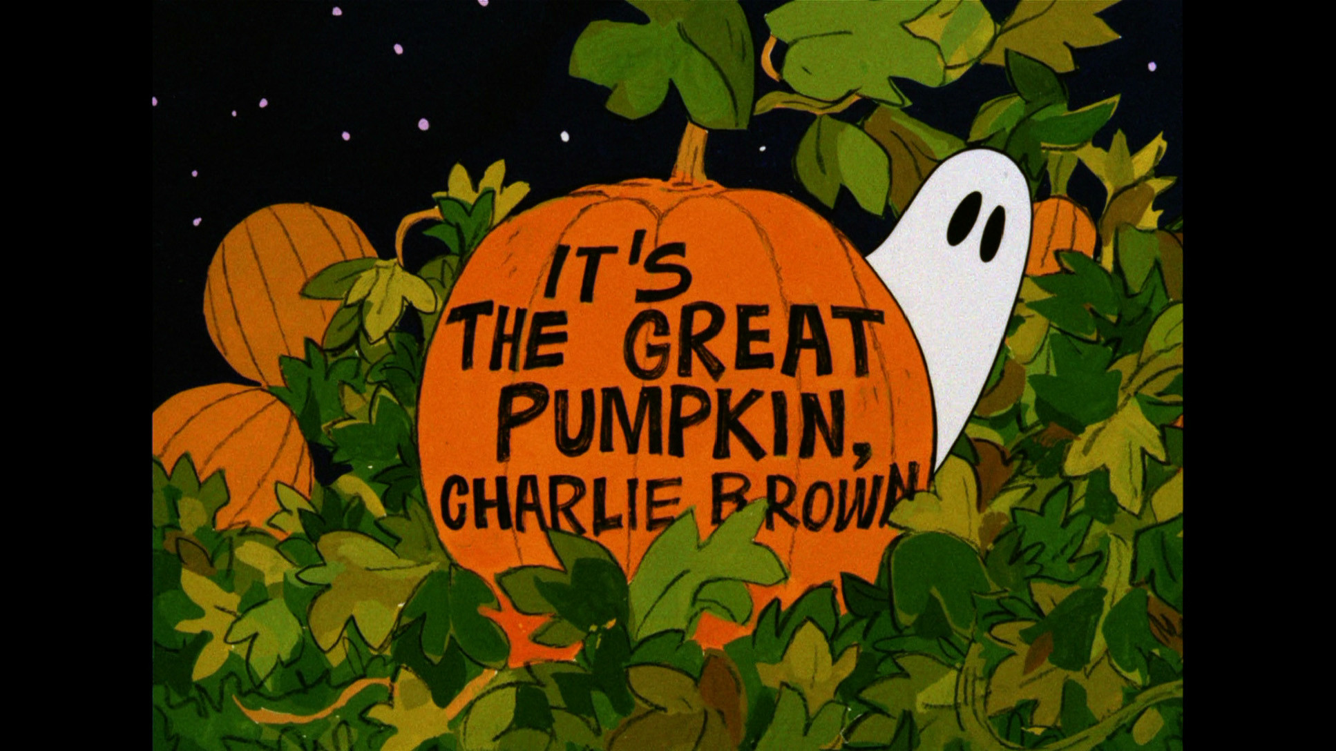 Great Pumpkin Charlie Brown Wallpaper Wallpapertag