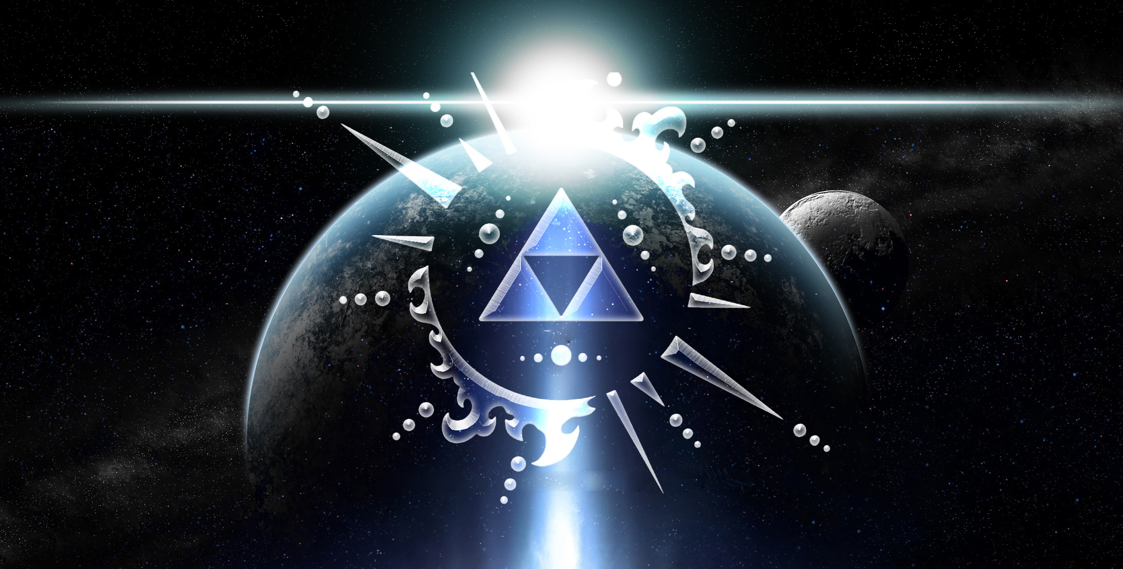 Zelda Triforce Wallpaper Wallpapertag
