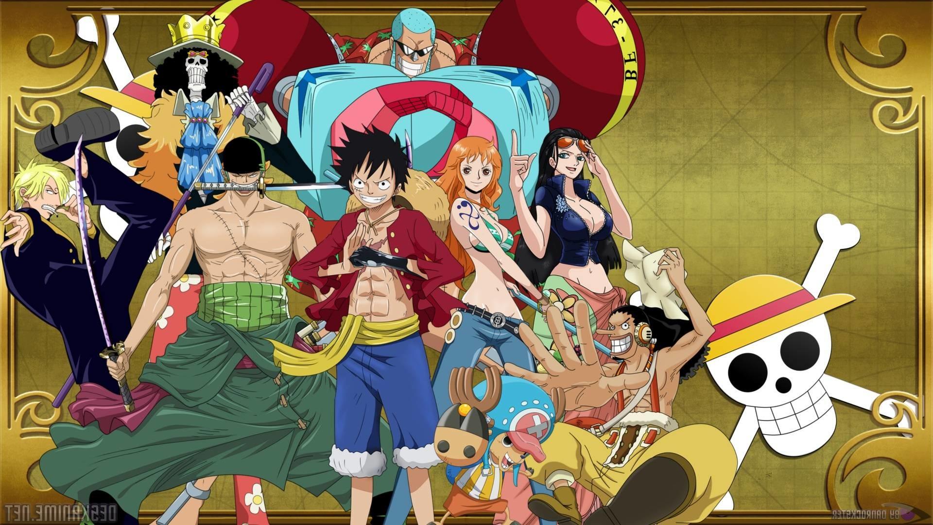 Wallpaper One Piece Hd For Desktop Anime Wallpaper Hd