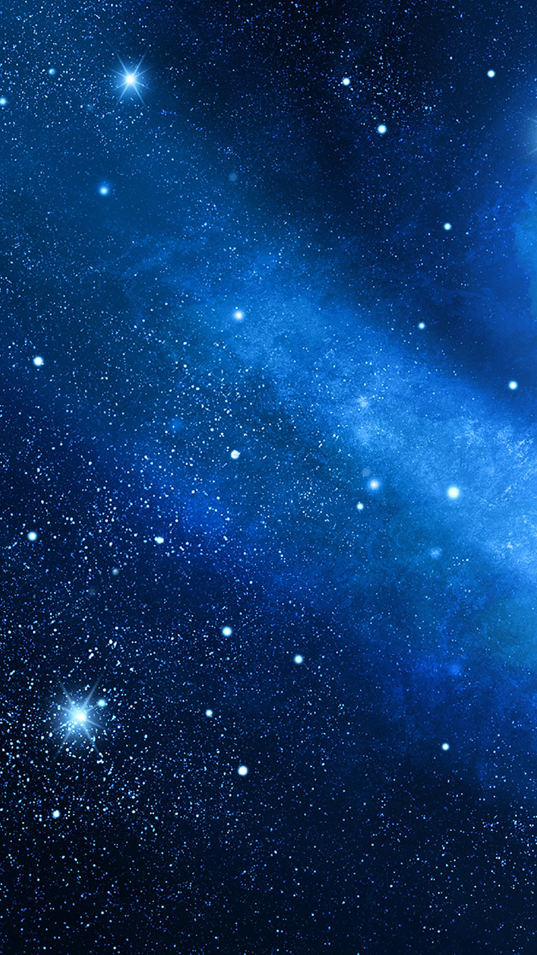 Blue Galaxy wallpaper ·① Download free amazing full HD ...
